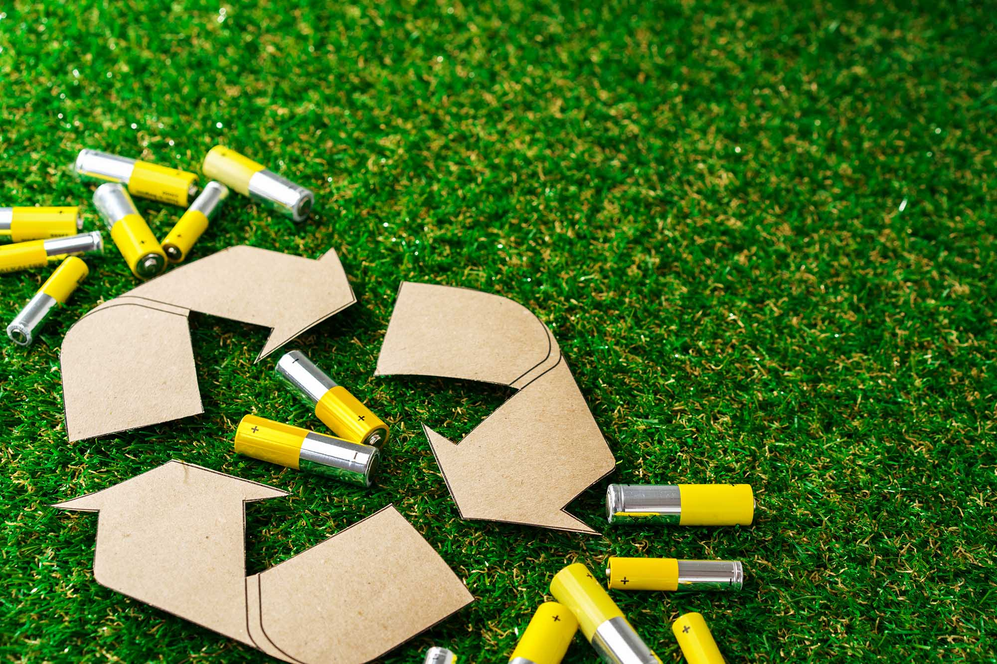 Reciclaje baterias 010721