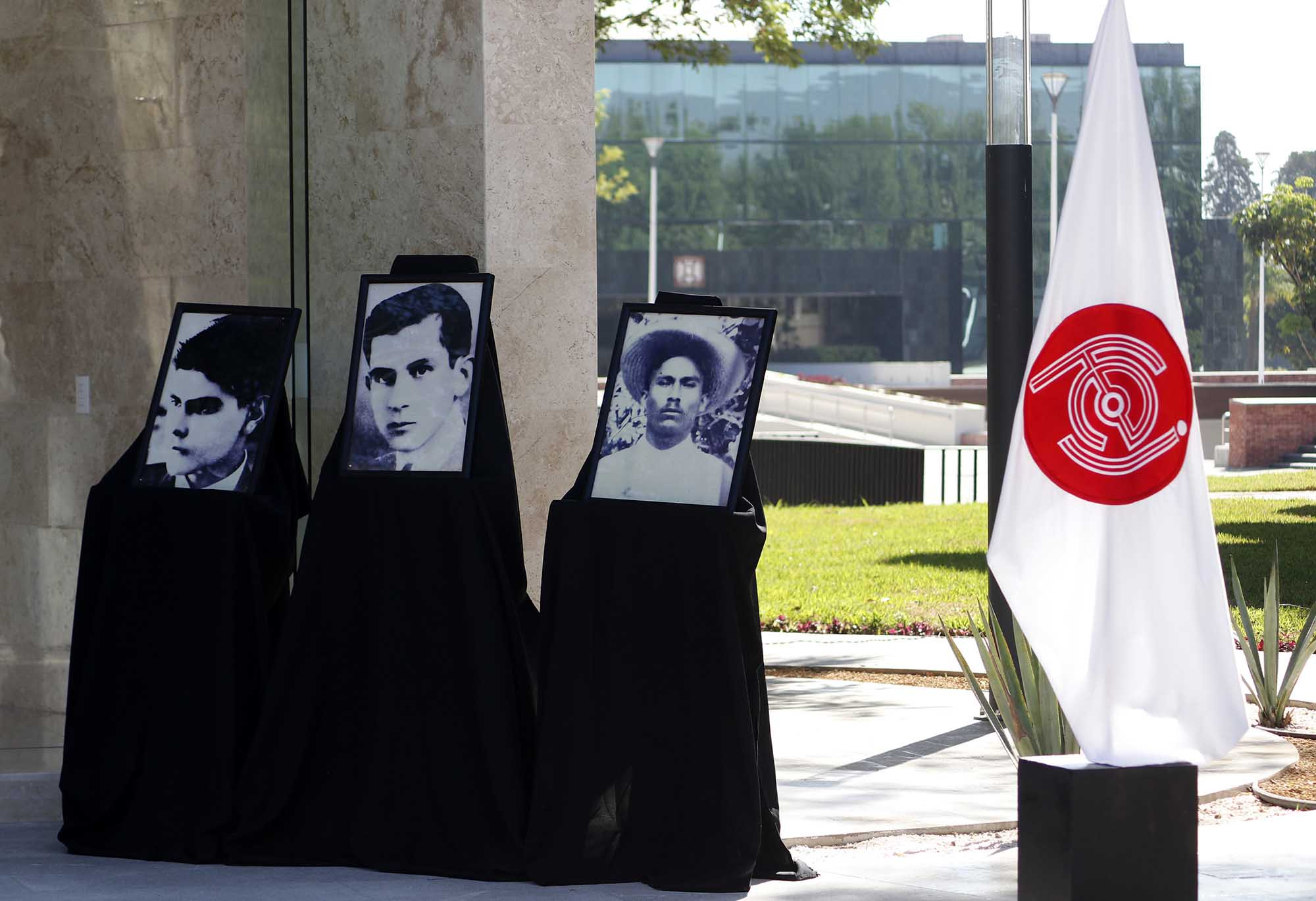 Homenaje martires 030321