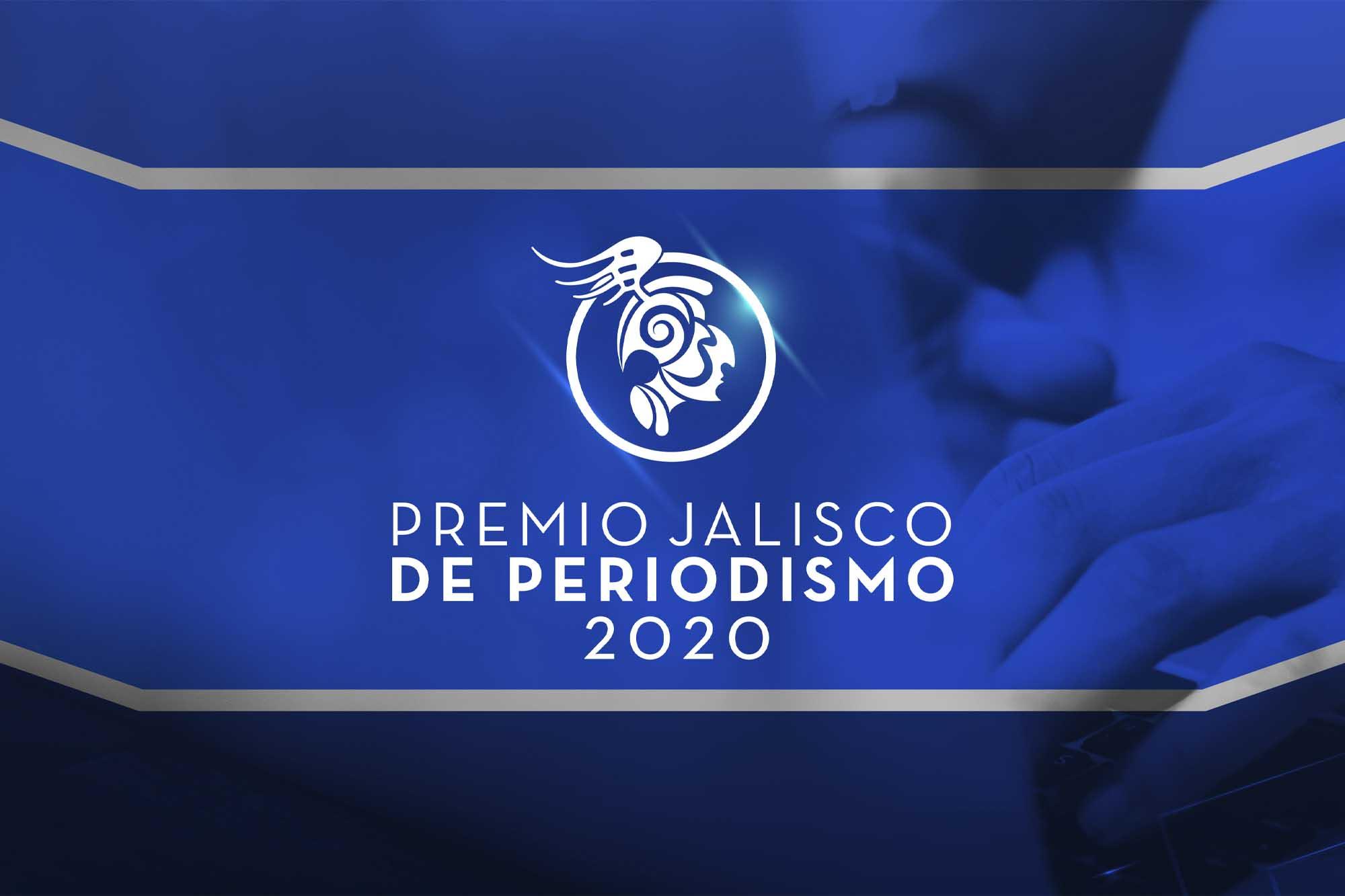 Premio Jalisco de Periodismo 021220