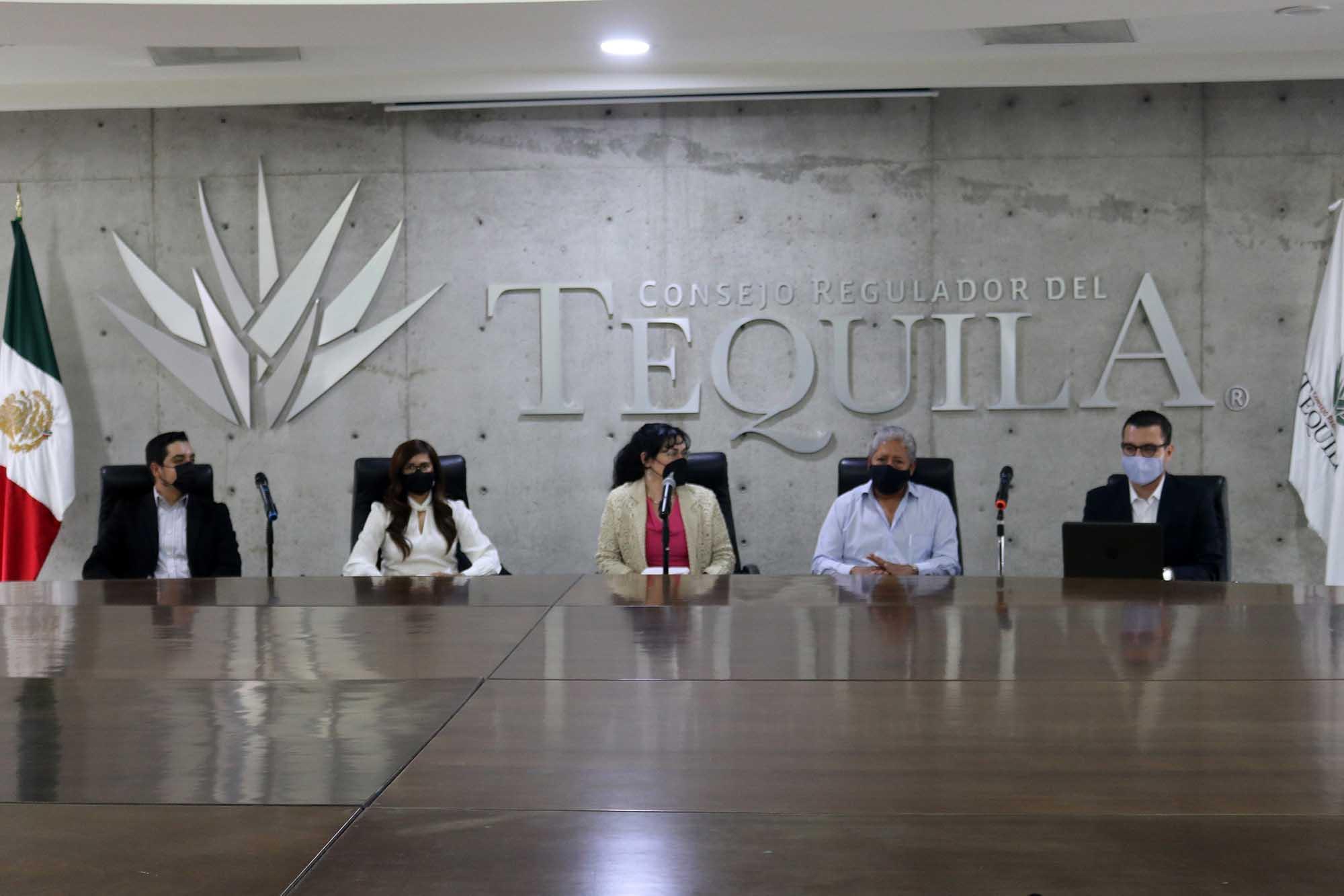 Panel Maestría Procesos del Tequila 030521
