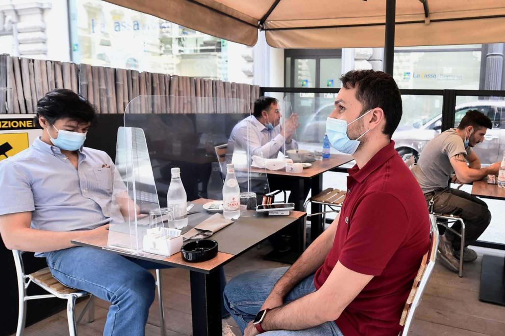 Reinventando restaurantes 030620