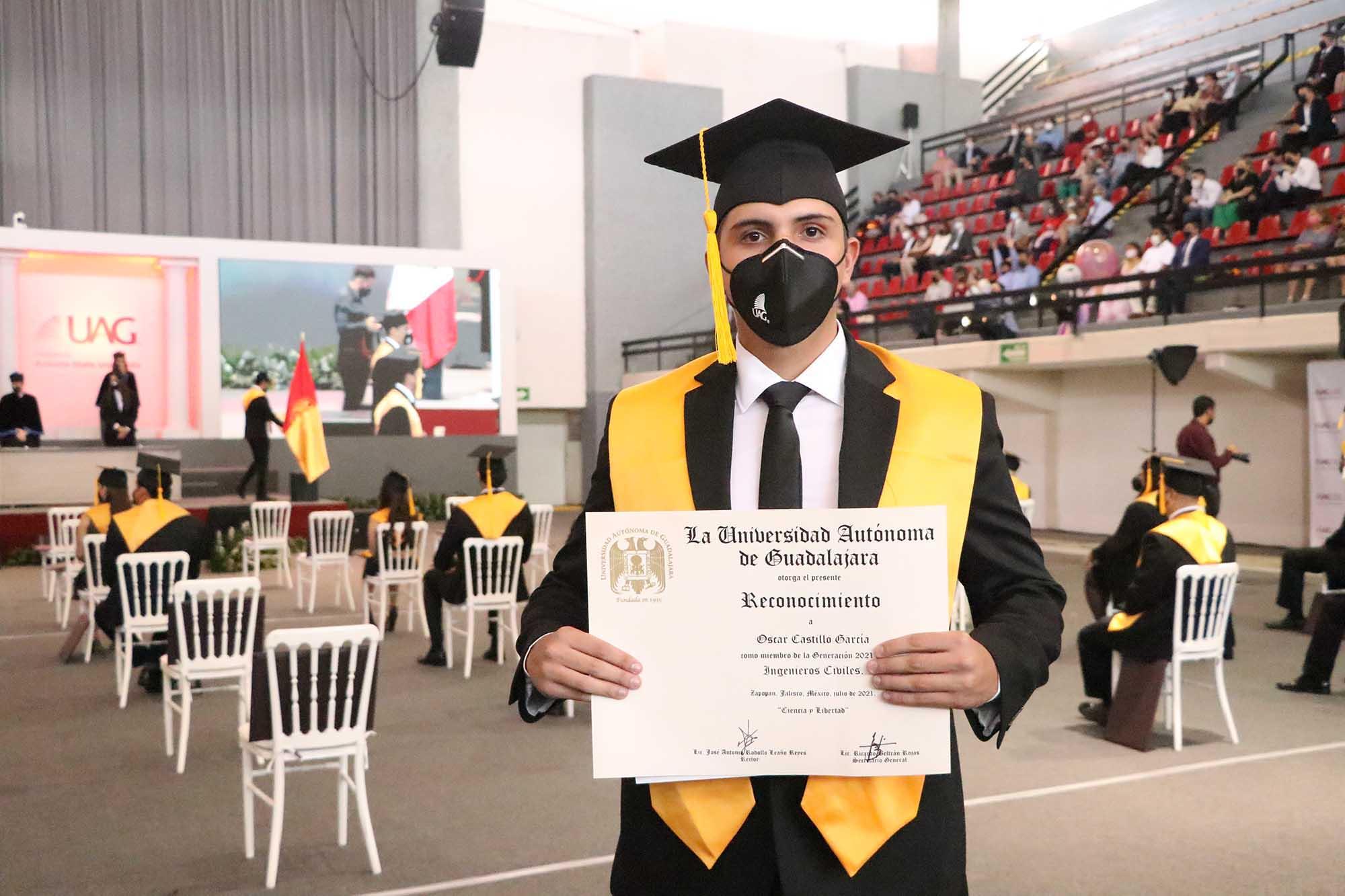 Graduación DCyT 030821