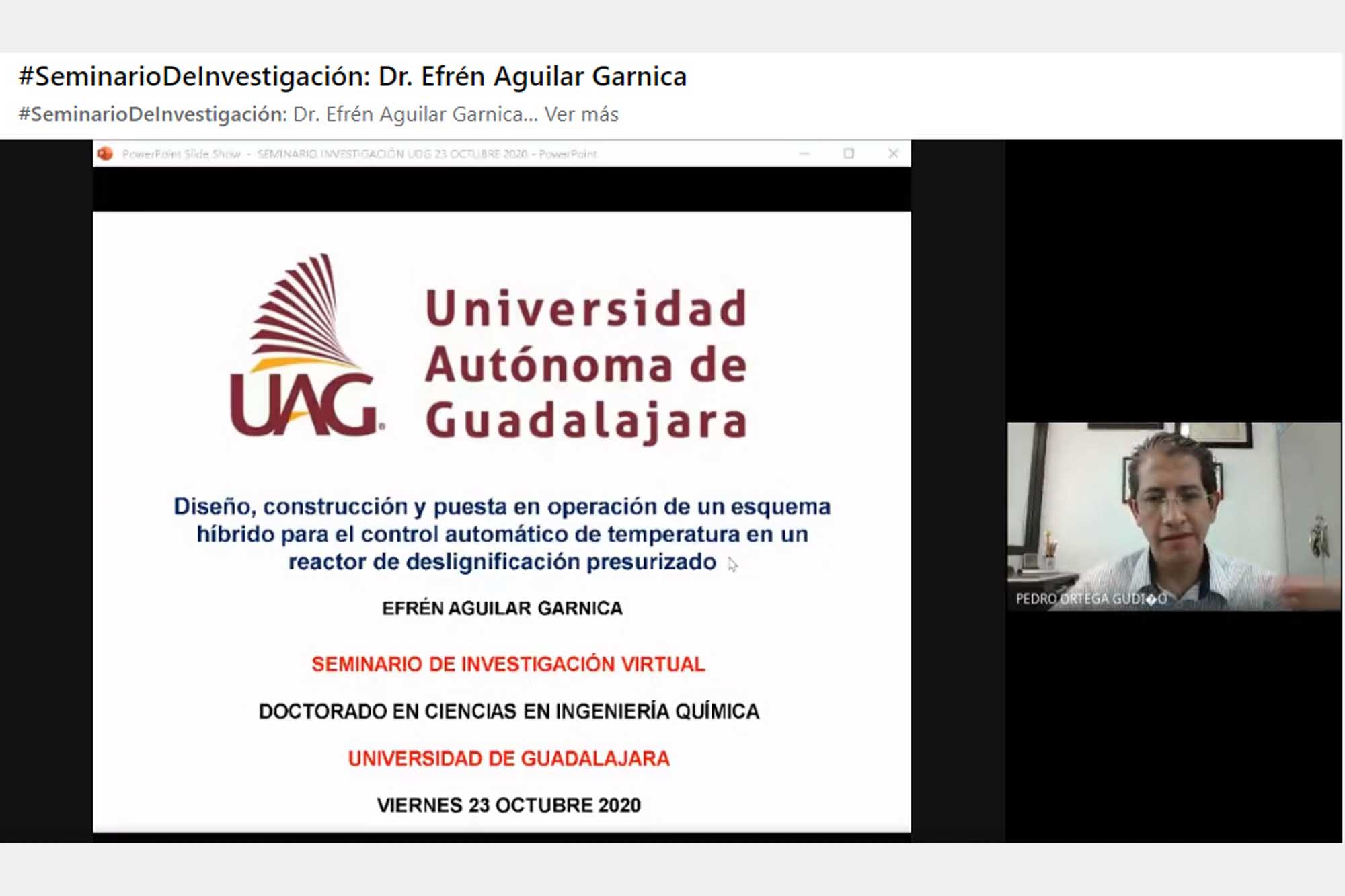 Conferencia Dr. Aguilar 031120