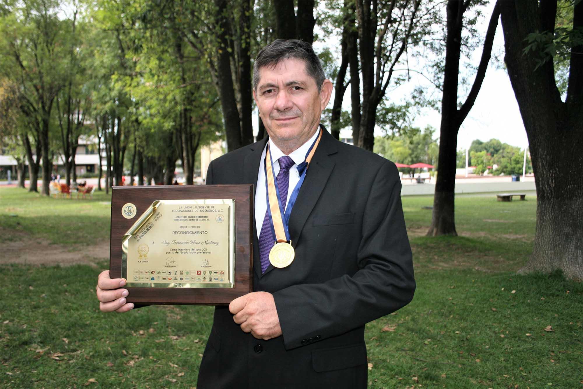 Bernardo Haro Martínez 031219