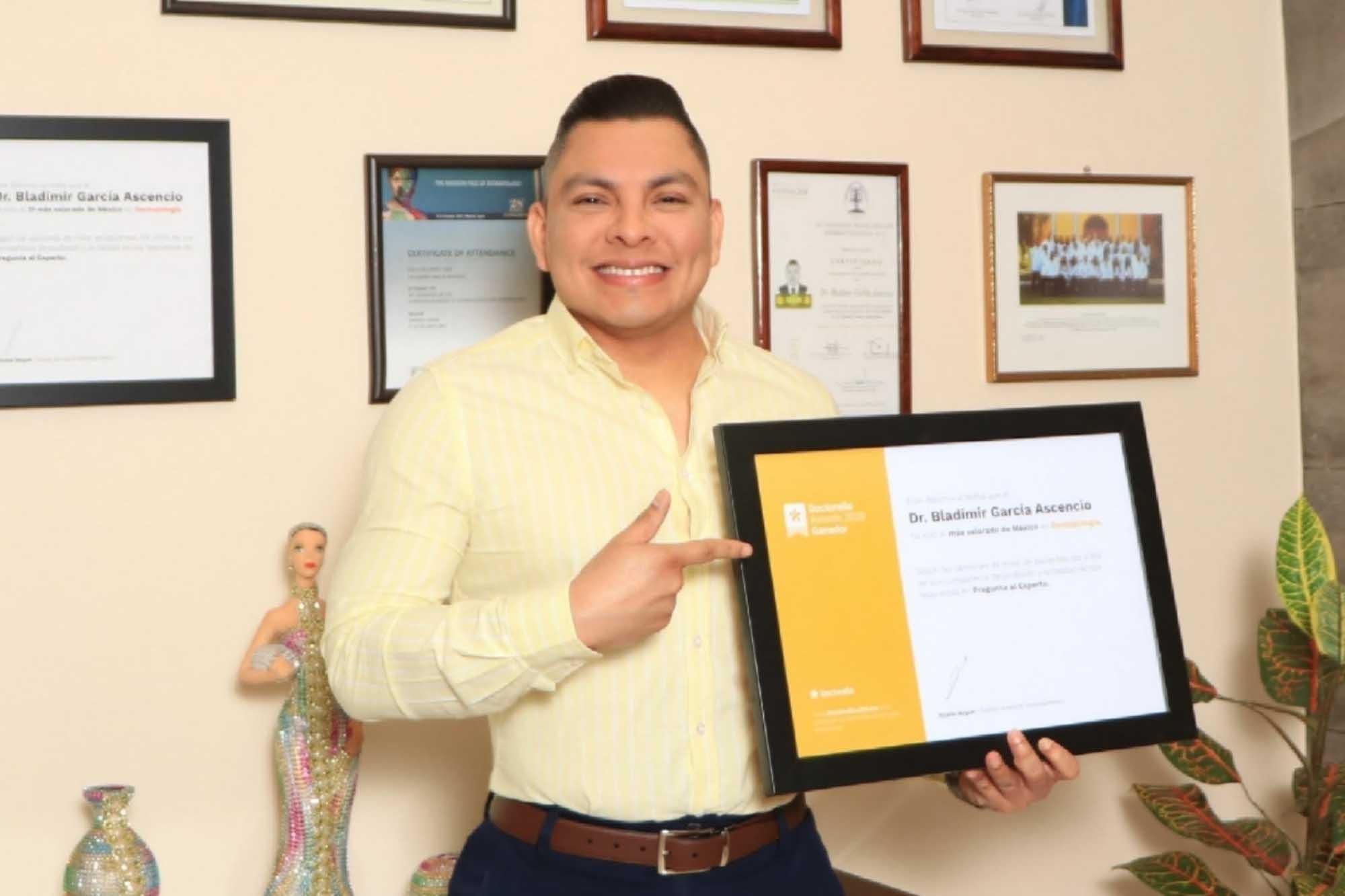 Dr. Bladimir Sánchez