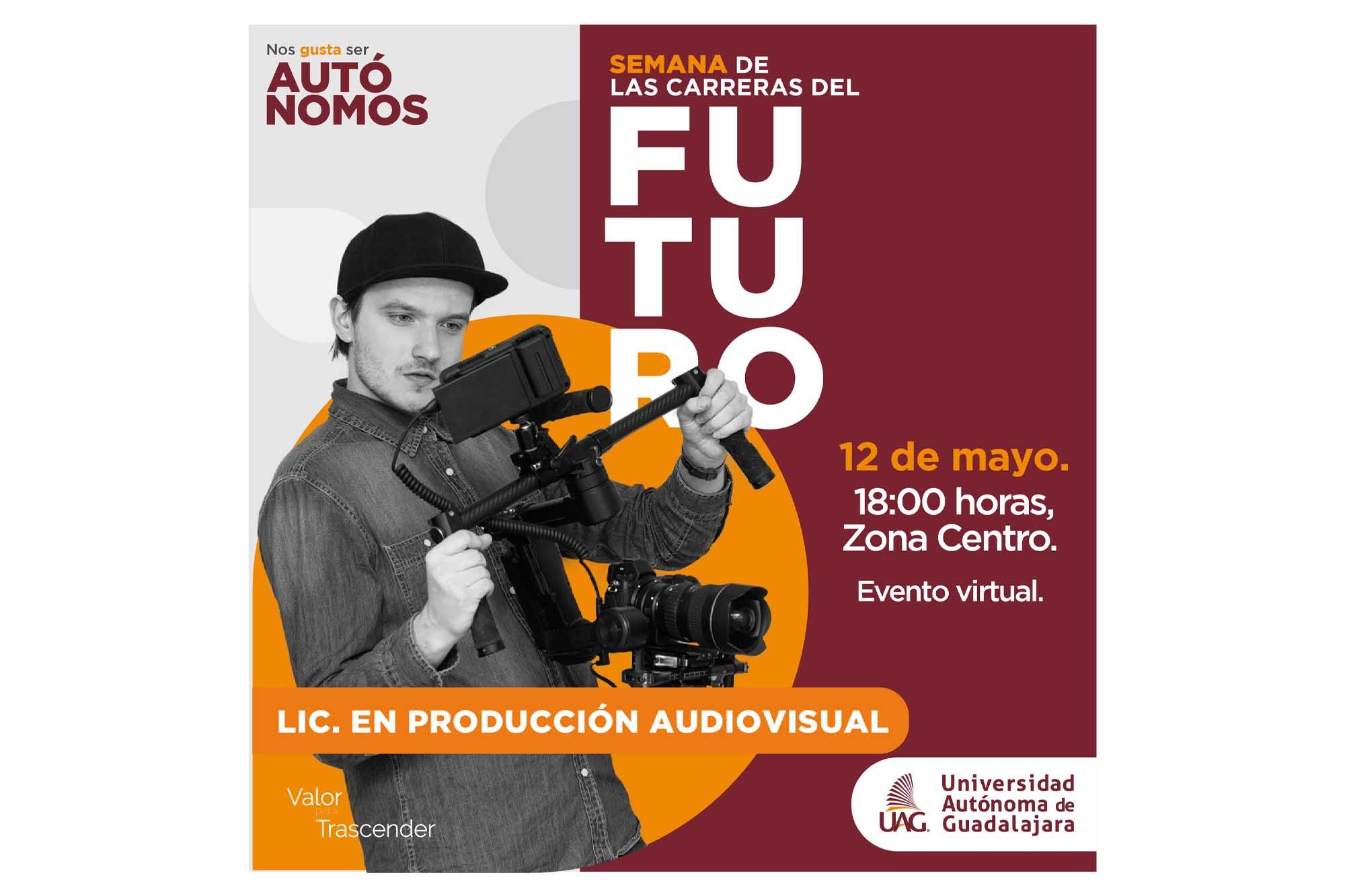 Producción Audiovisual 040521