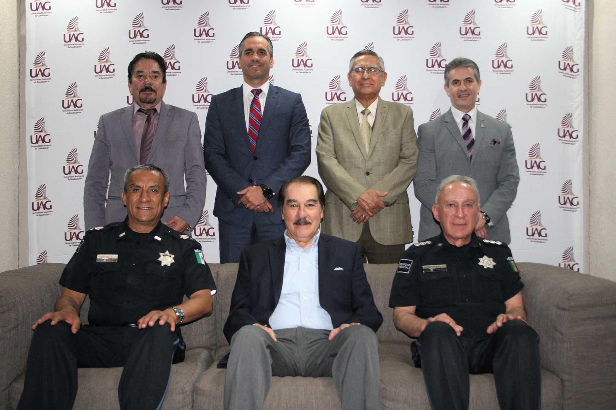 Visita Comisario Policía Federal