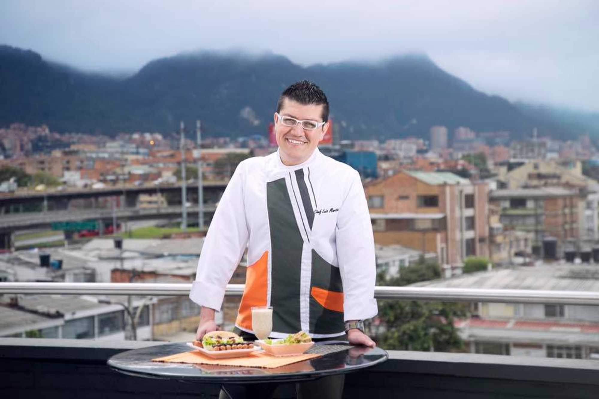 Chef Luis Ernesto Martínez Velandia 051020