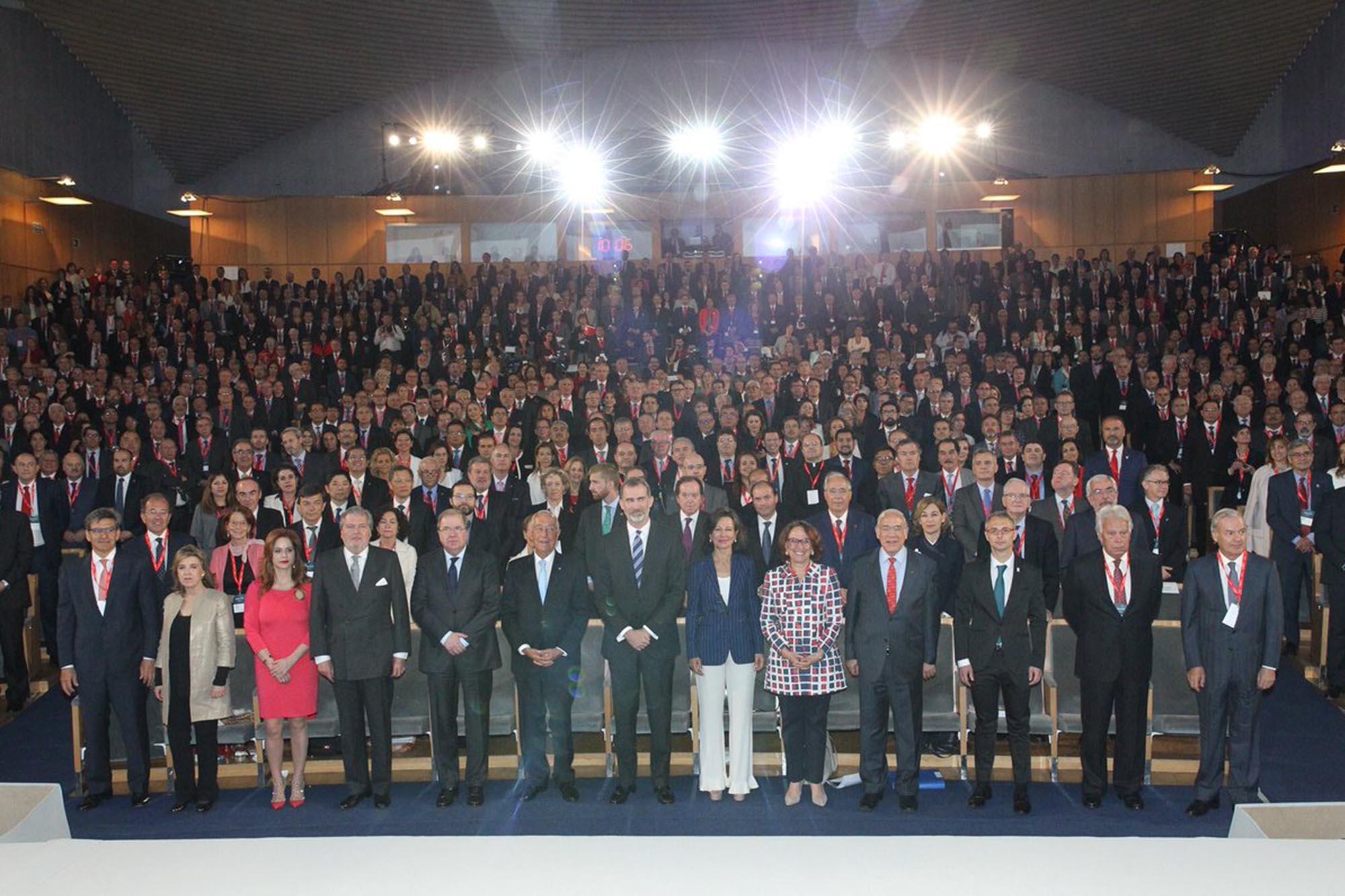 Participaron más de 700 representantes