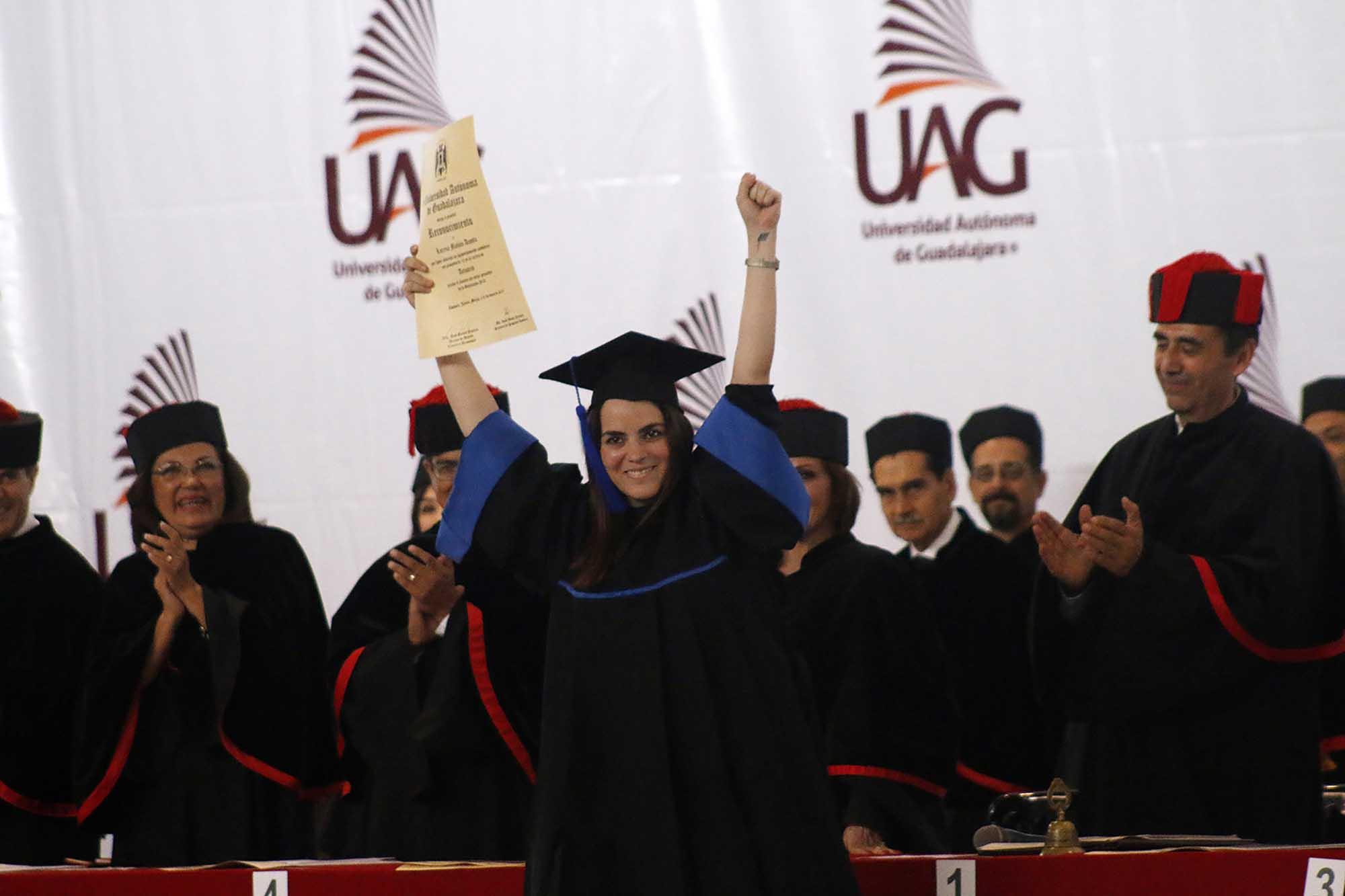 Graduación Licenciaturas 060619