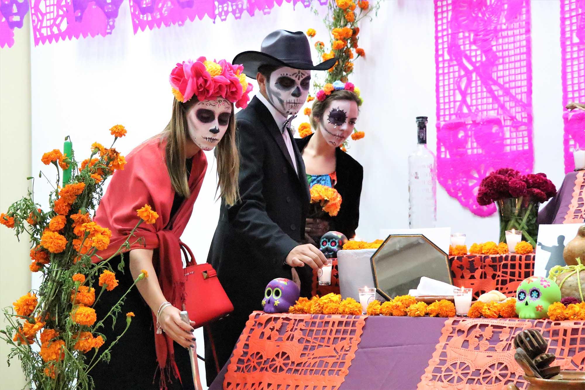 Clase Espejo Día de Muertos 061120