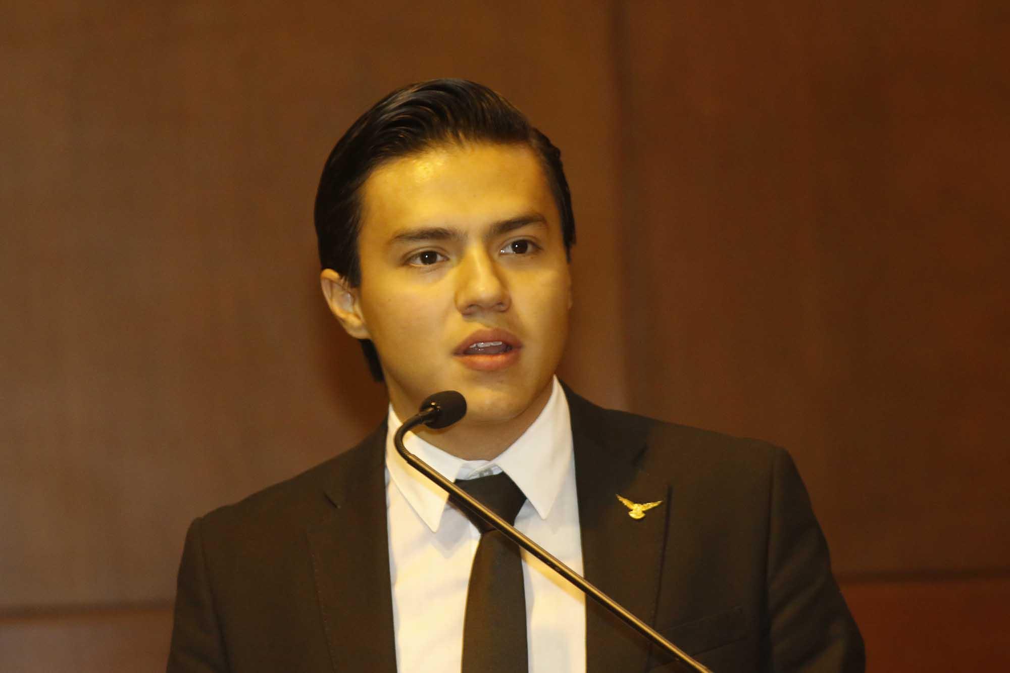 Nuevo presidente FEJ