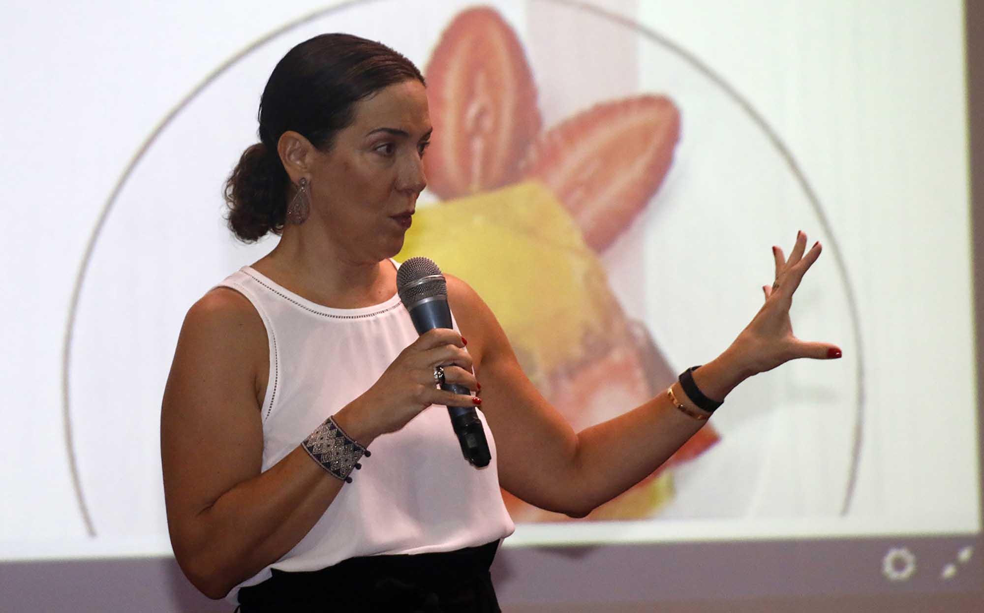Conferencia Marisa
