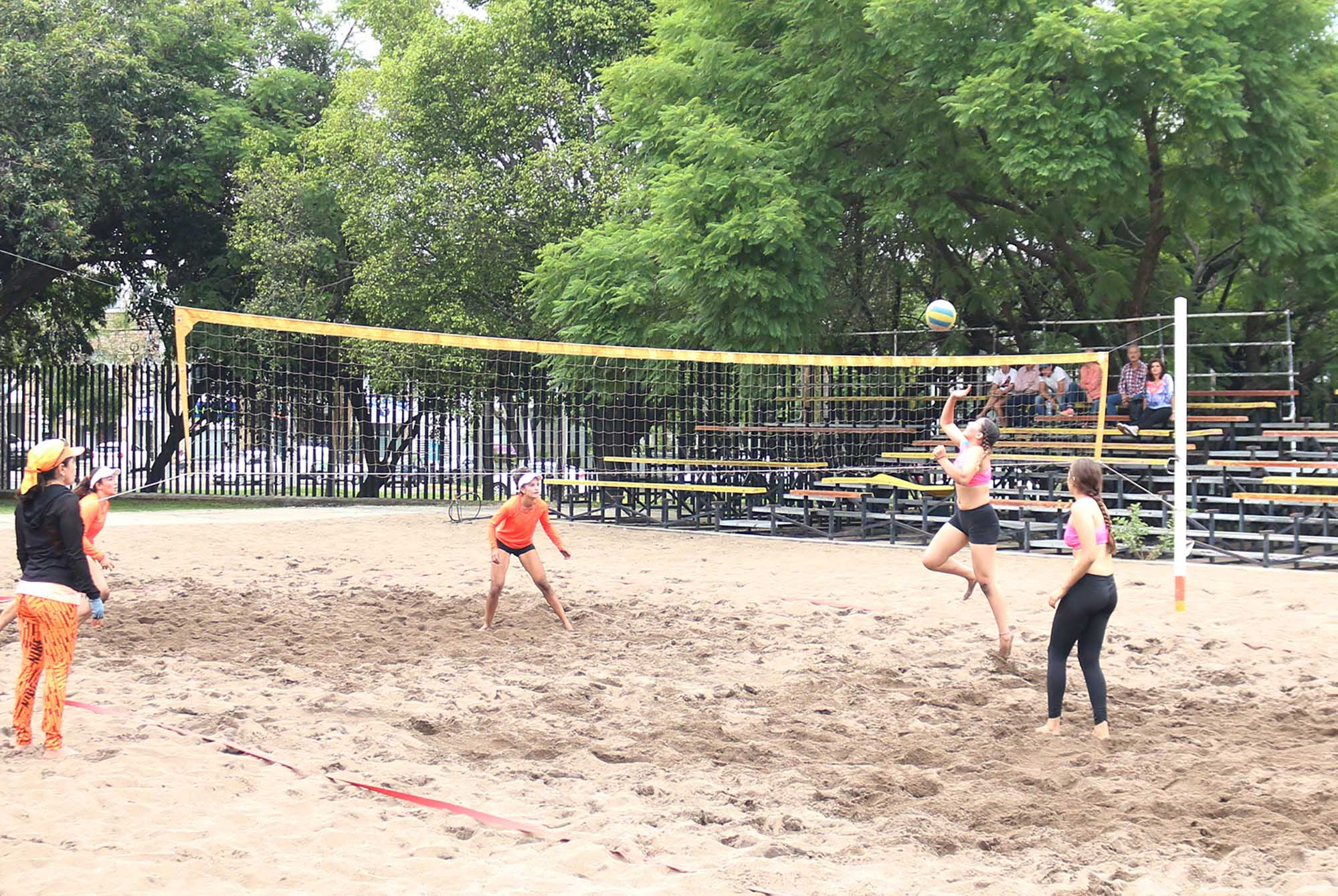 Torneo voleibol playa