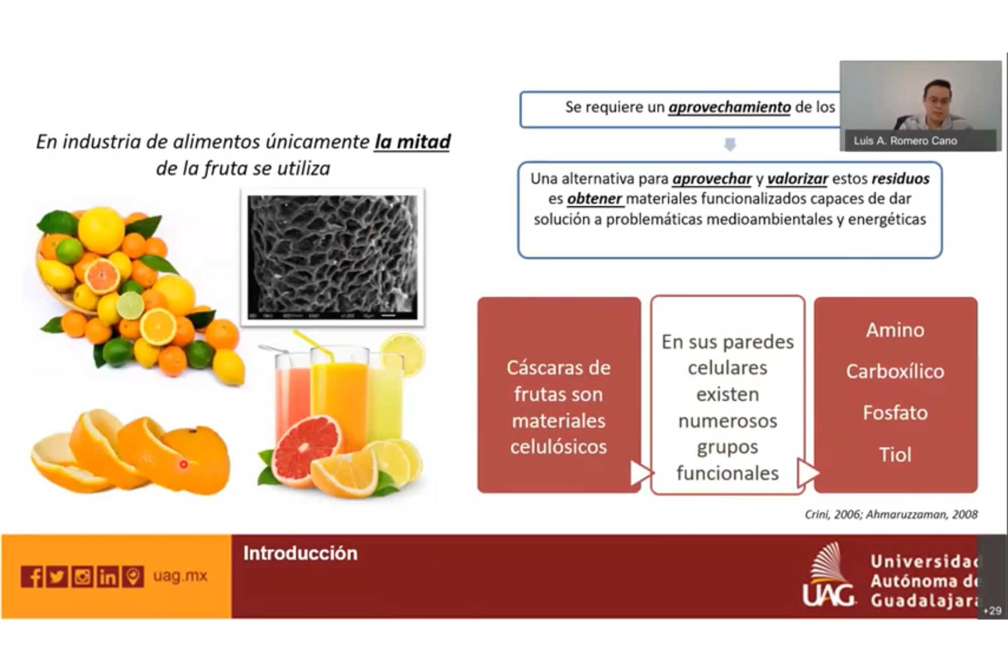 conferencia quimica