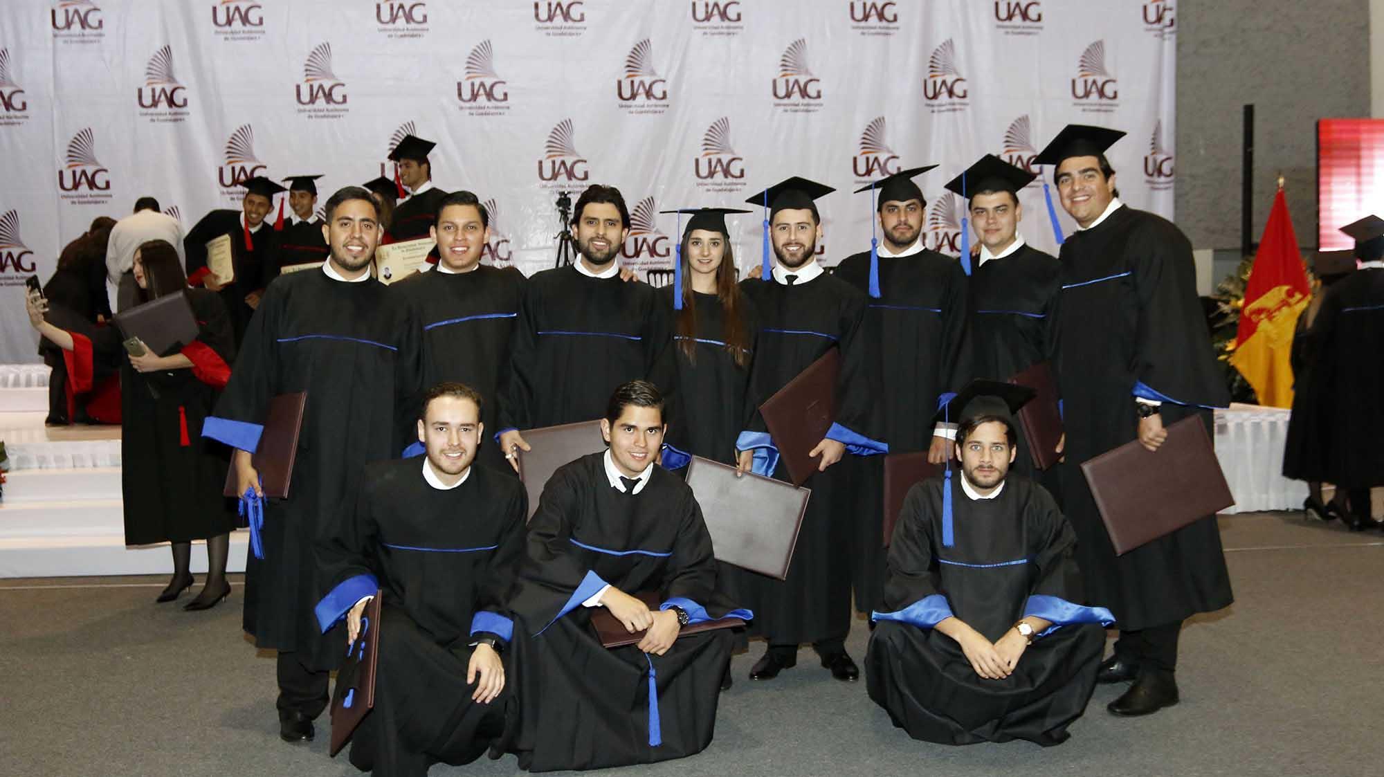 Graduación DCYT