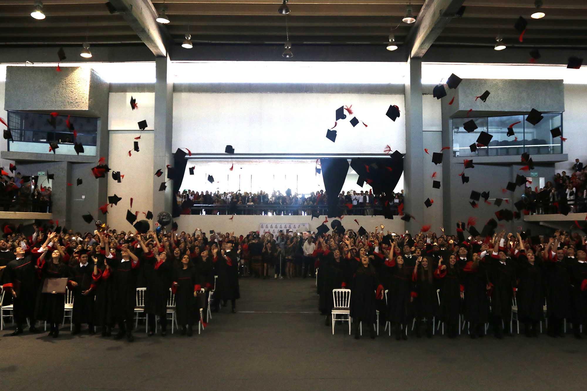 Graduación Humanidades