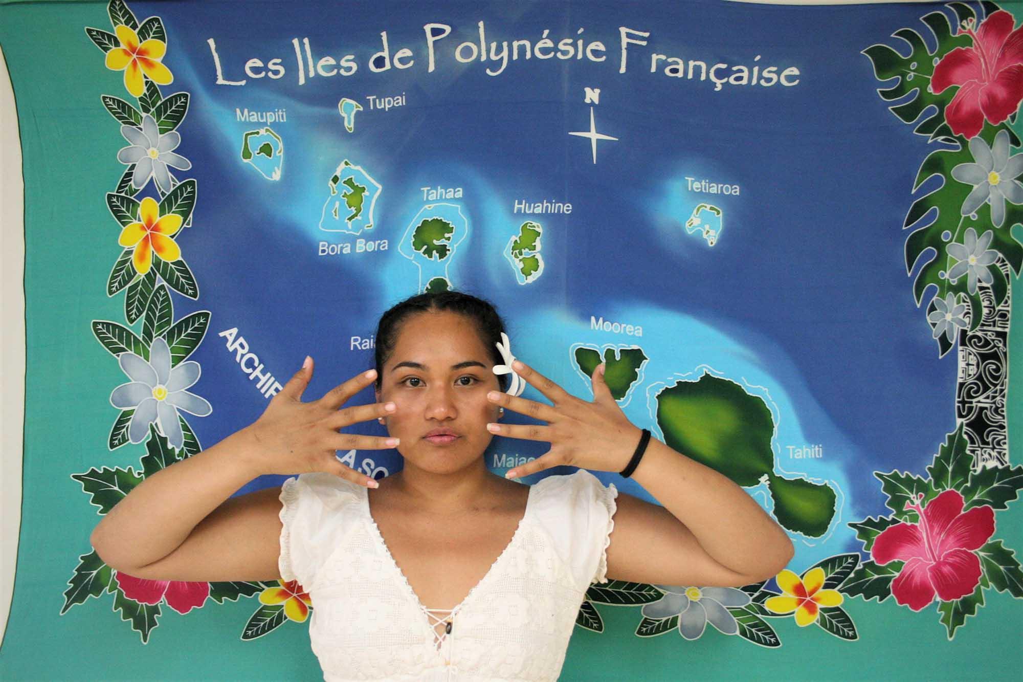 Danzas Polinesias