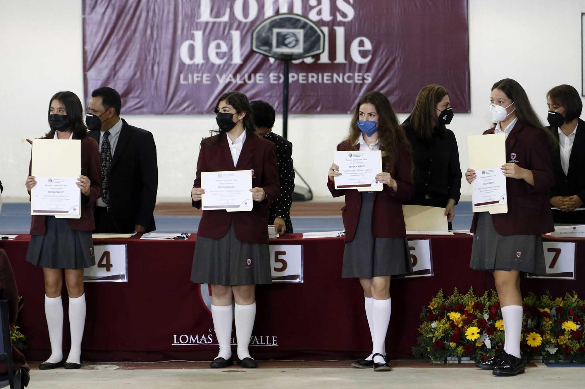 Fin de curso Colegio Lomas del Valle 140721
