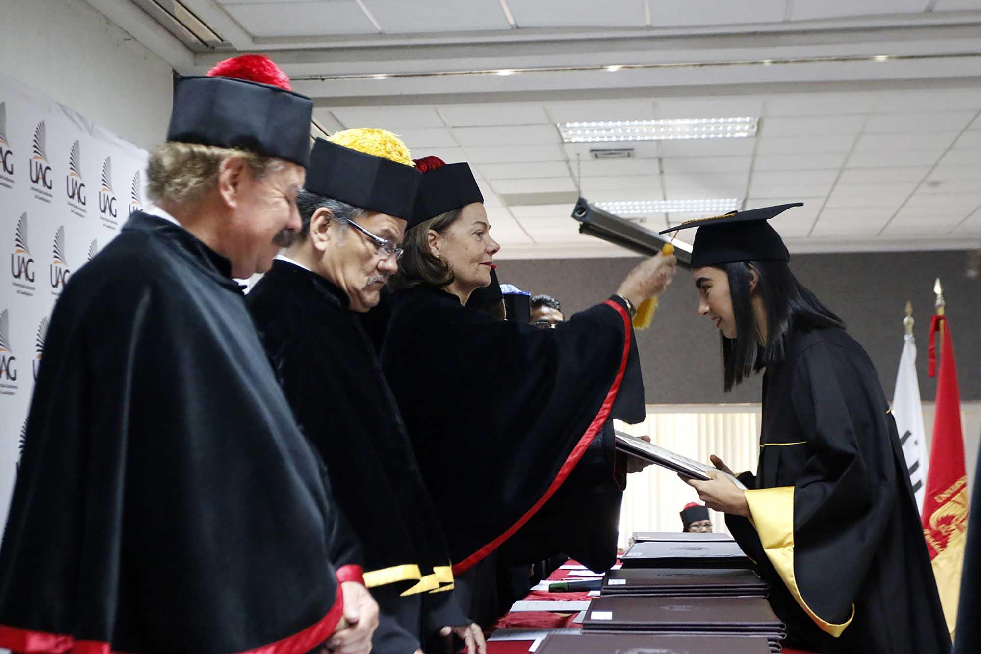 Graduación ÚNICO