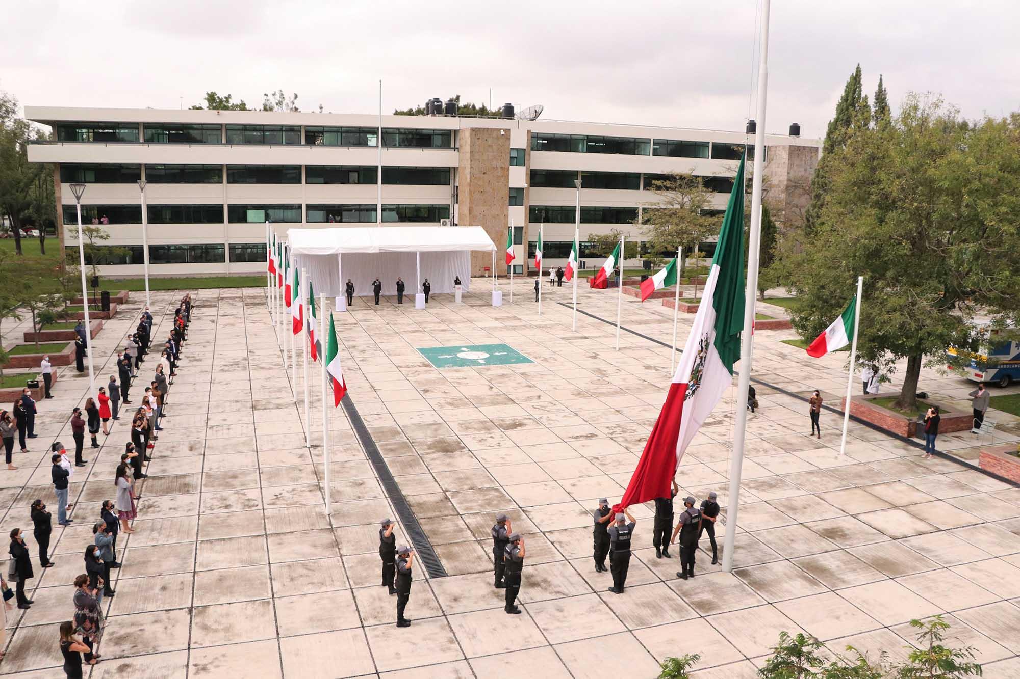 Conmemoracion Independencia 150921