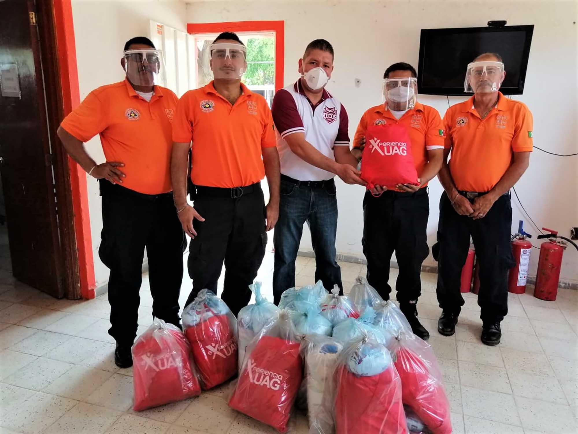 Donación Protección Civil 160620