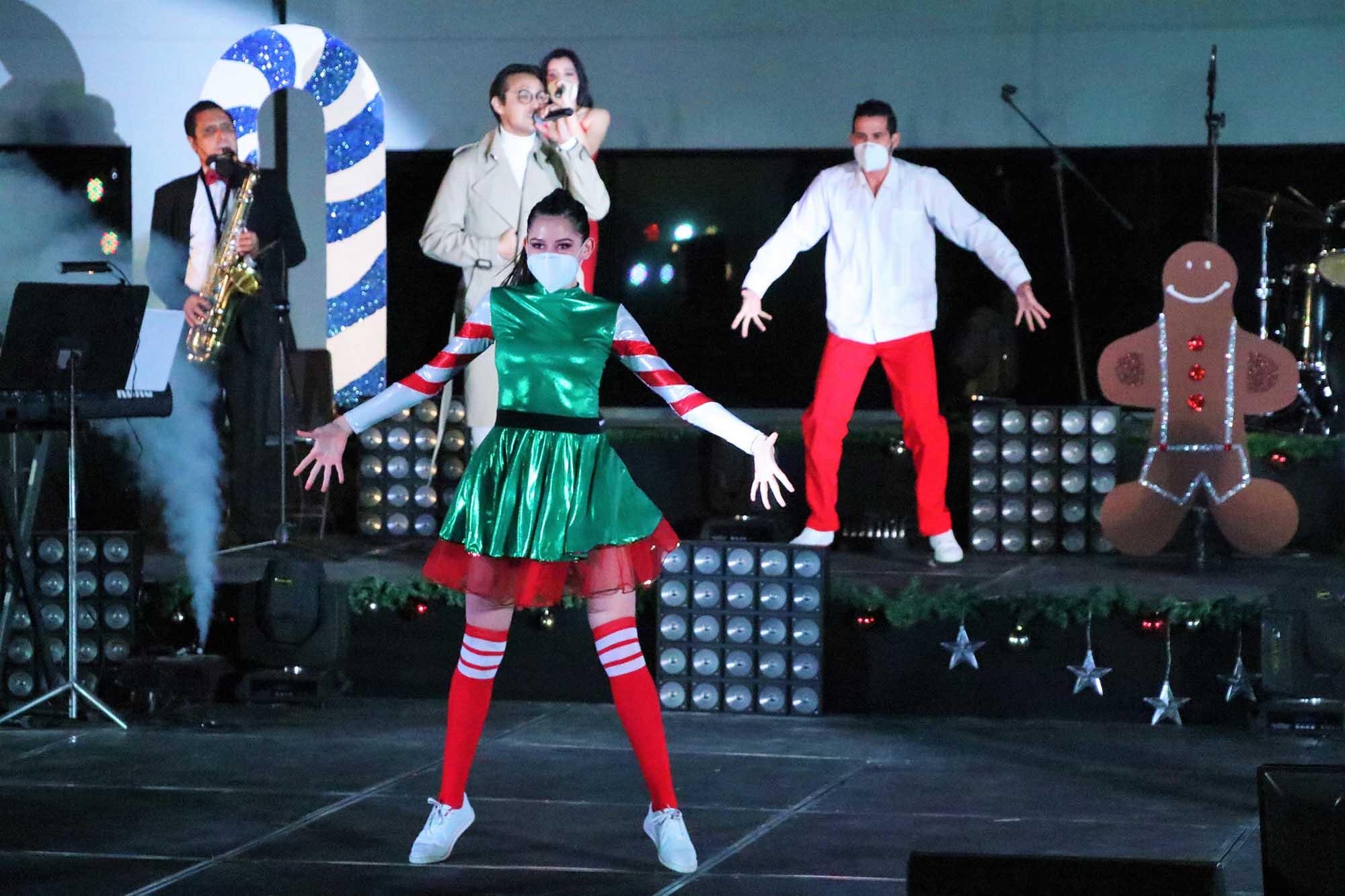 Concierto navideño 161220