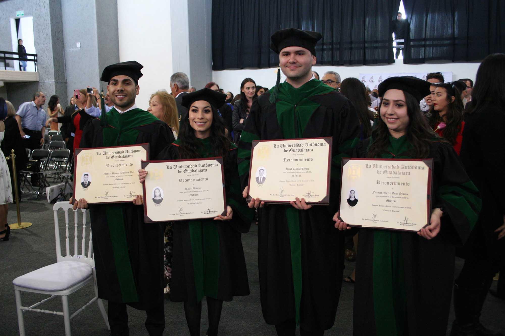Graduación internacional