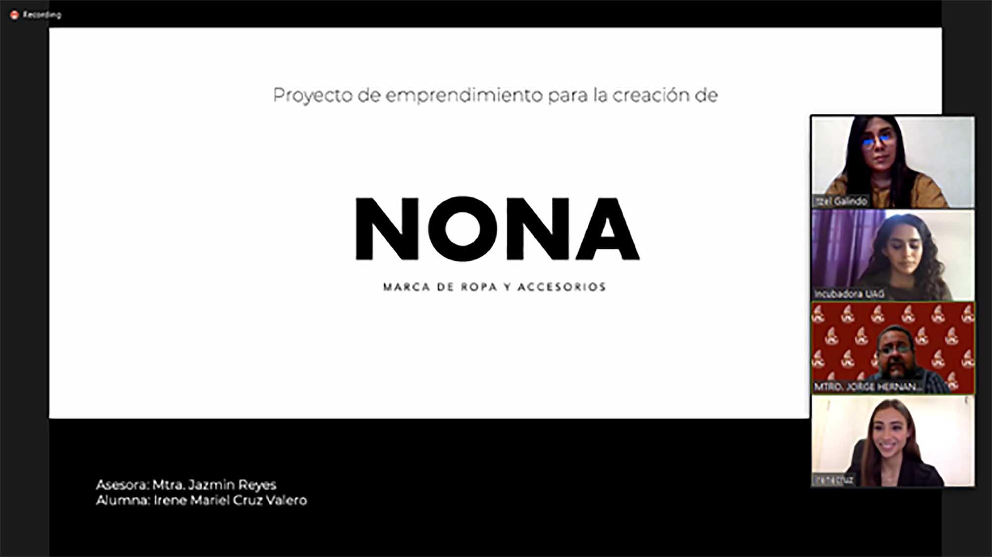 Titulación proyectos 201020