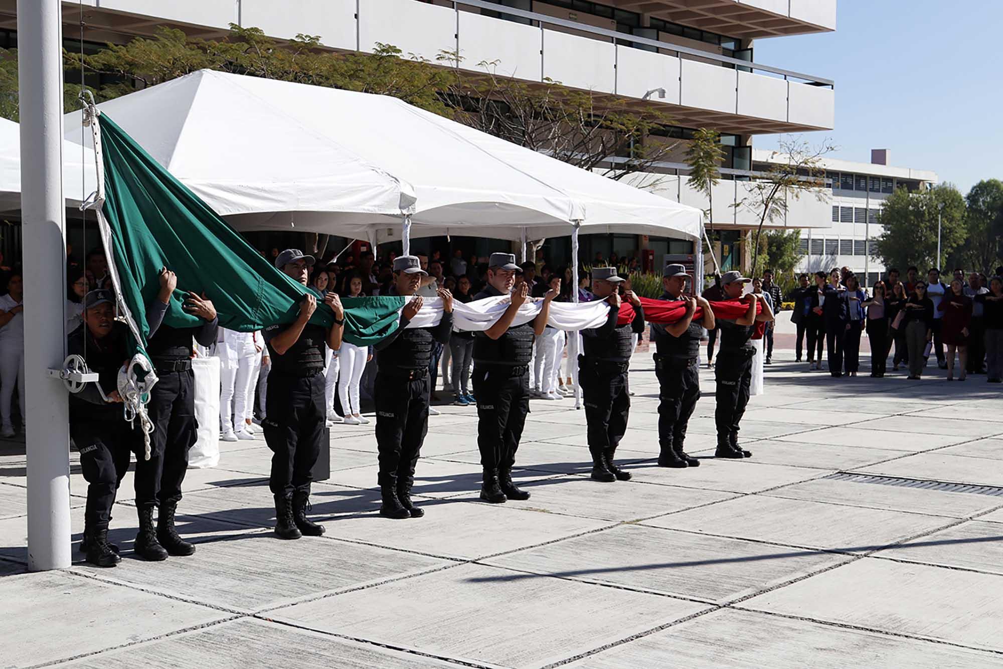 Día de la Bandera 240220
