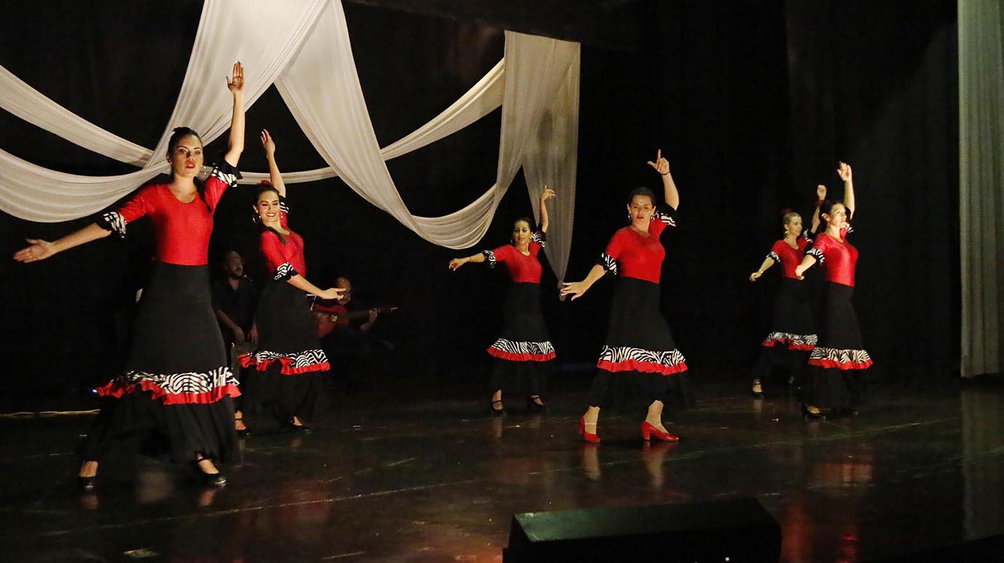 Presentación Flamenco