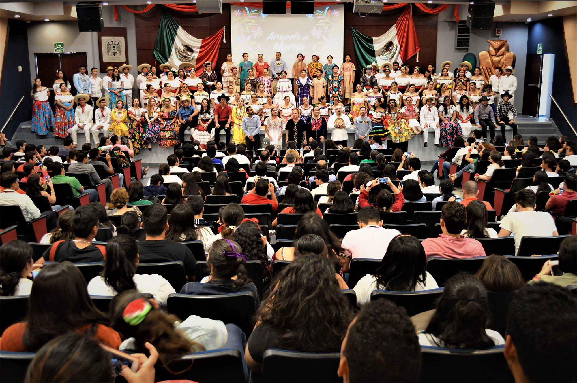 Muestra cultural Tabasco