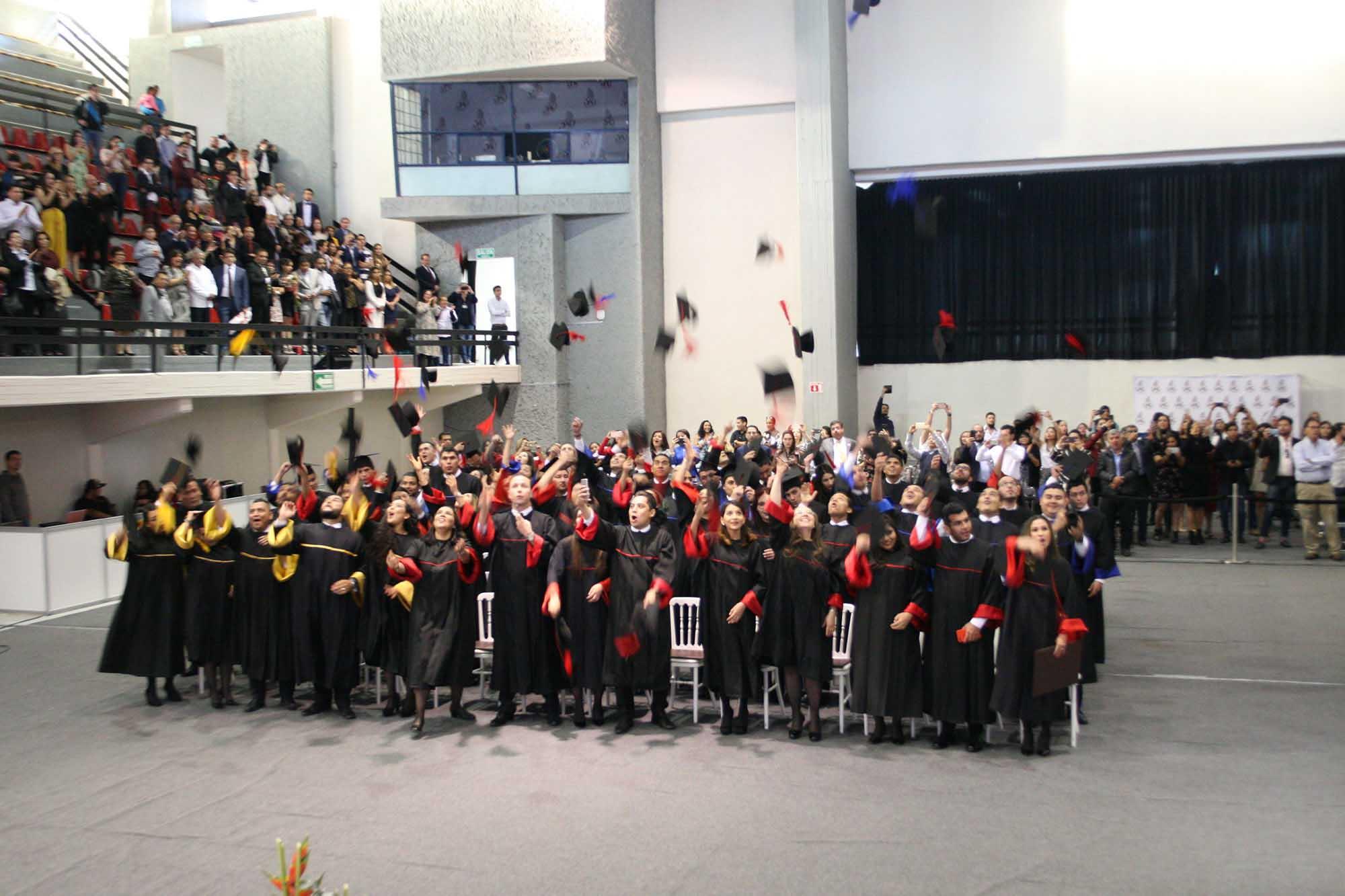 Graduación Posgrados
