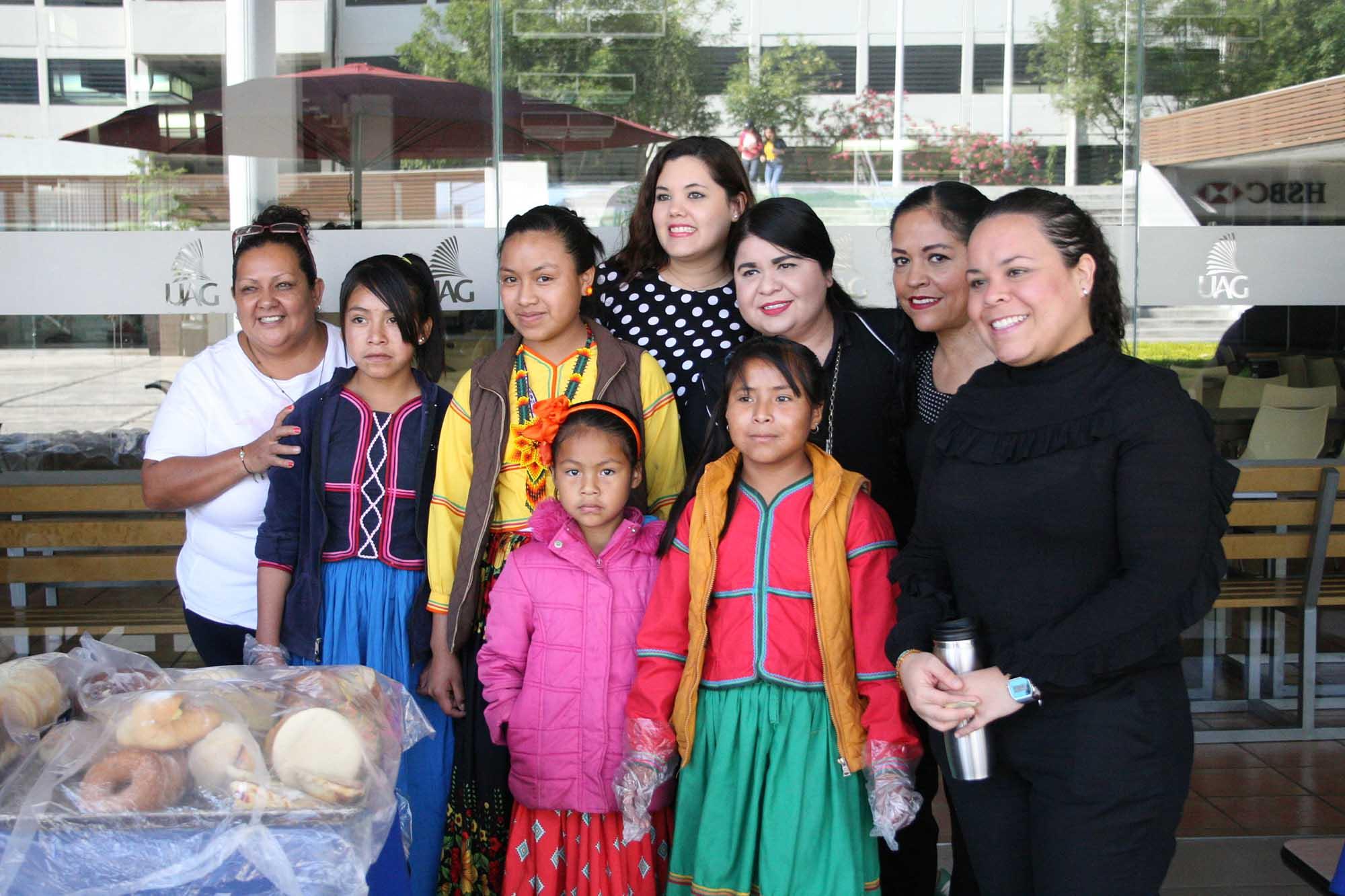 Venta niños indígenas