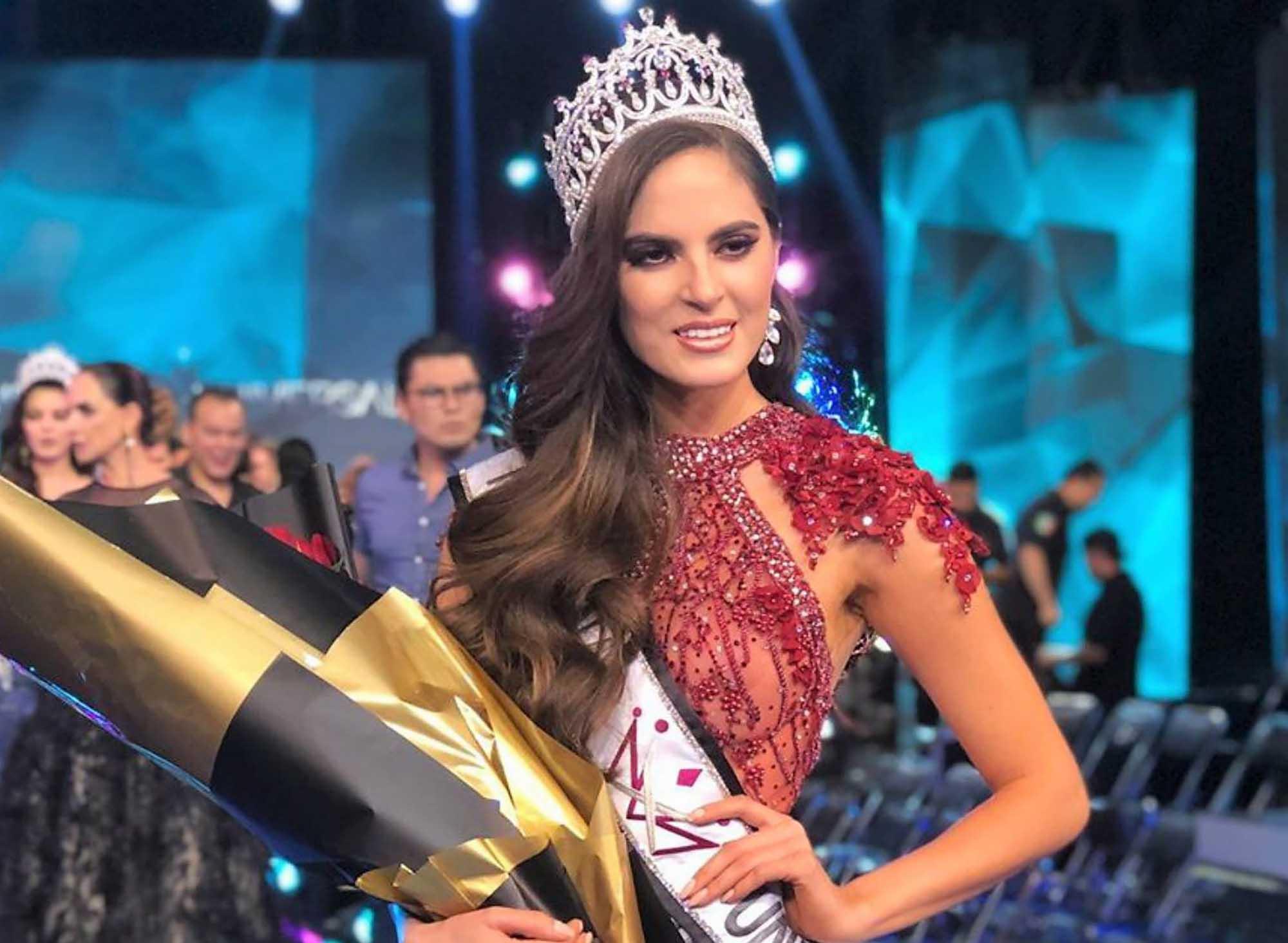 Miss México 250619