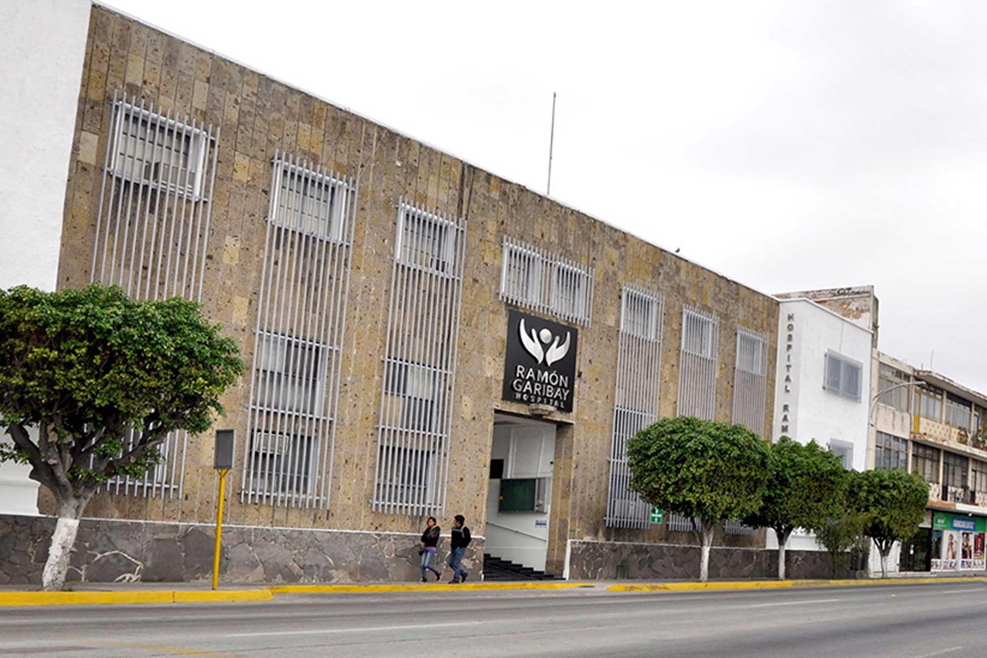 Hospital Ramón Garibay 250919