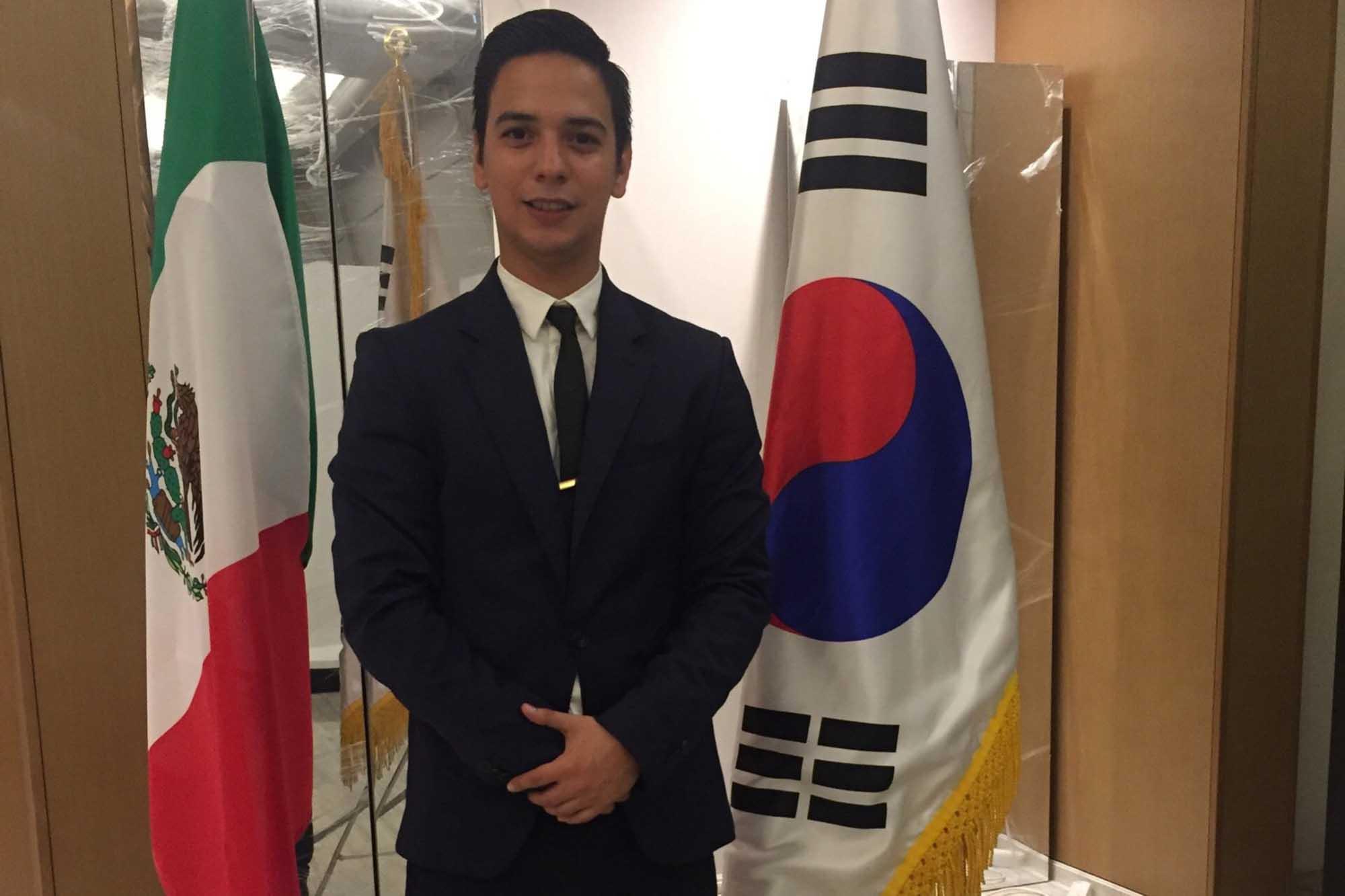 Intercambio Corea del Sur 260919