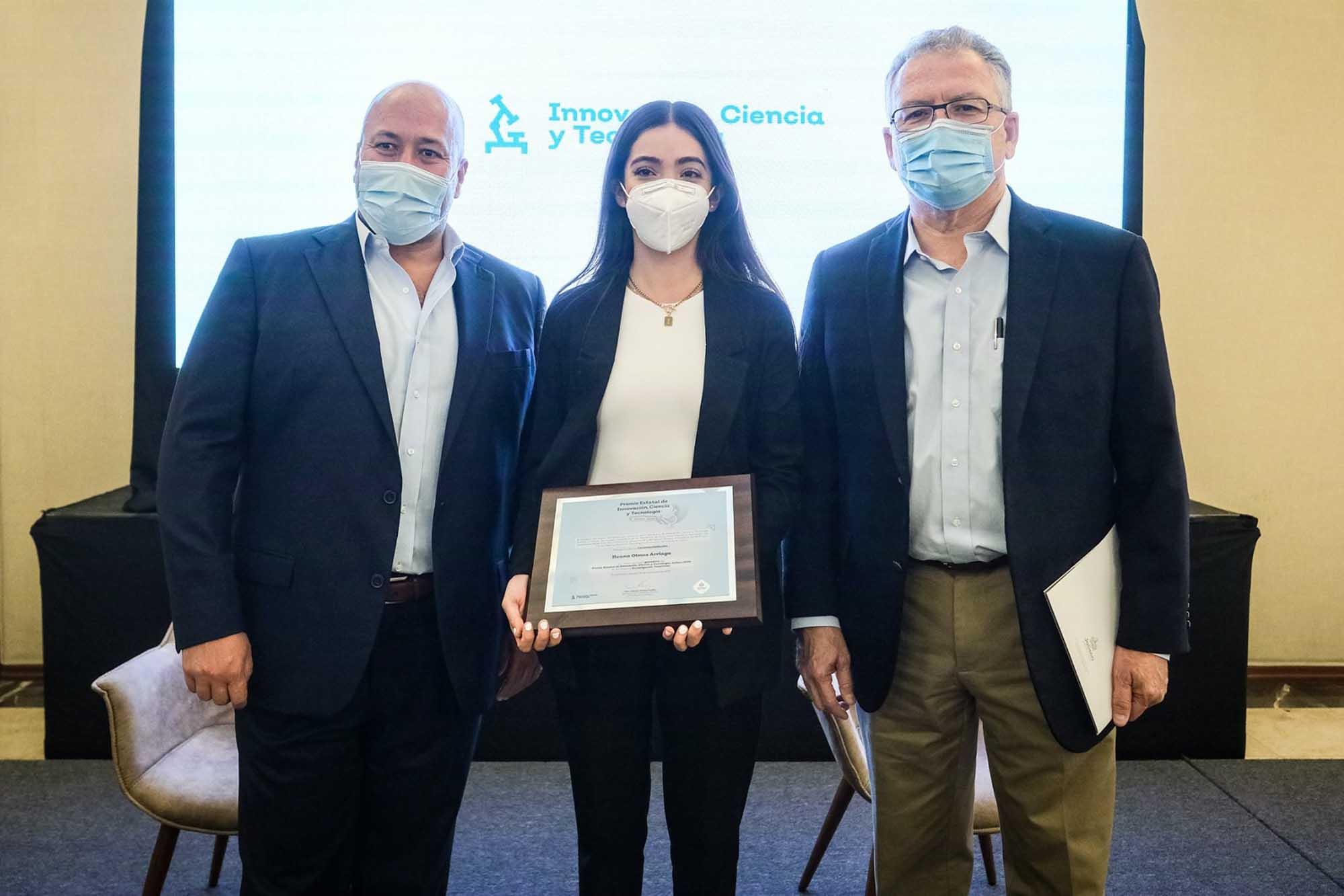 Premio Ciencia y Tecnología 251120