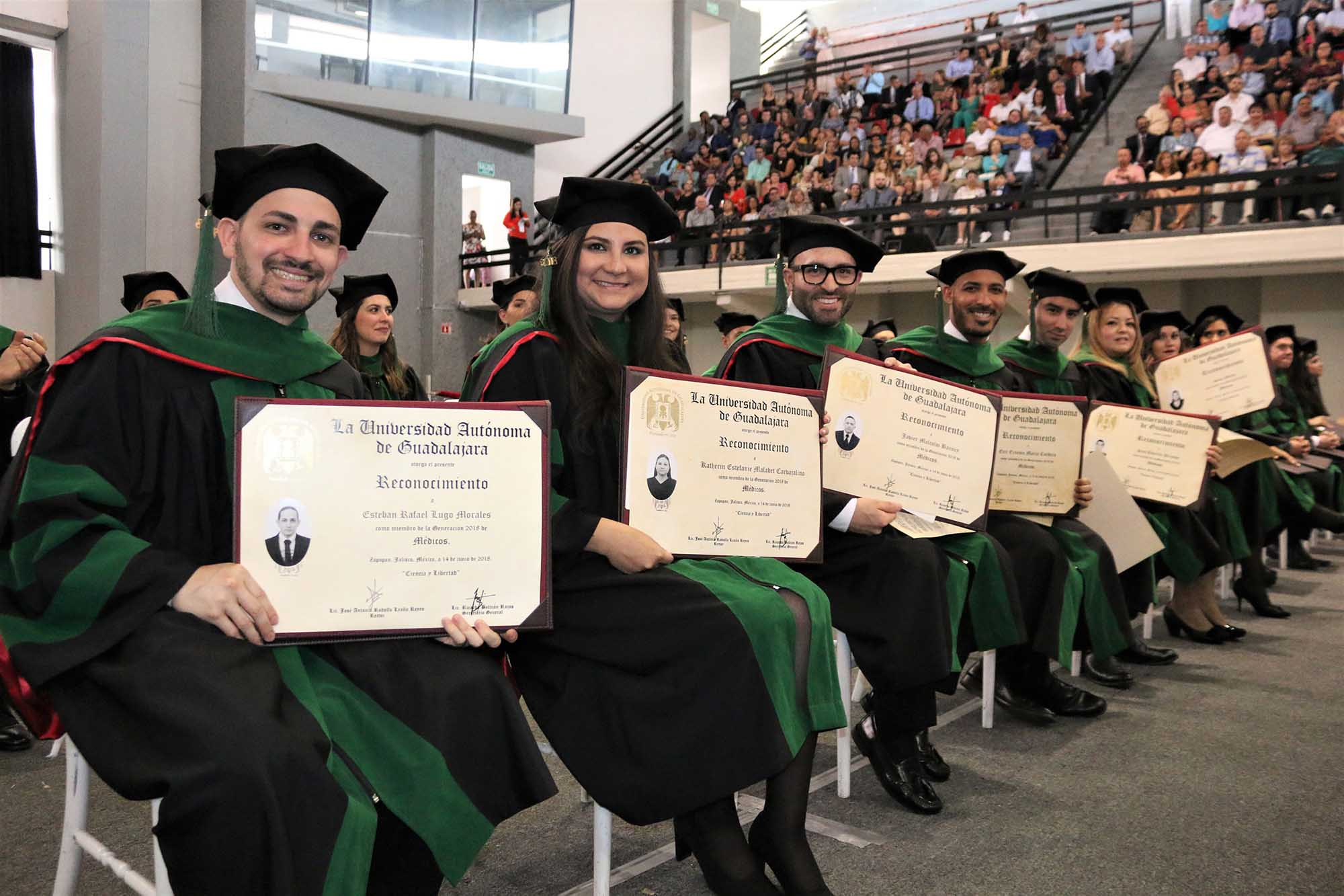 Graduacion internacional