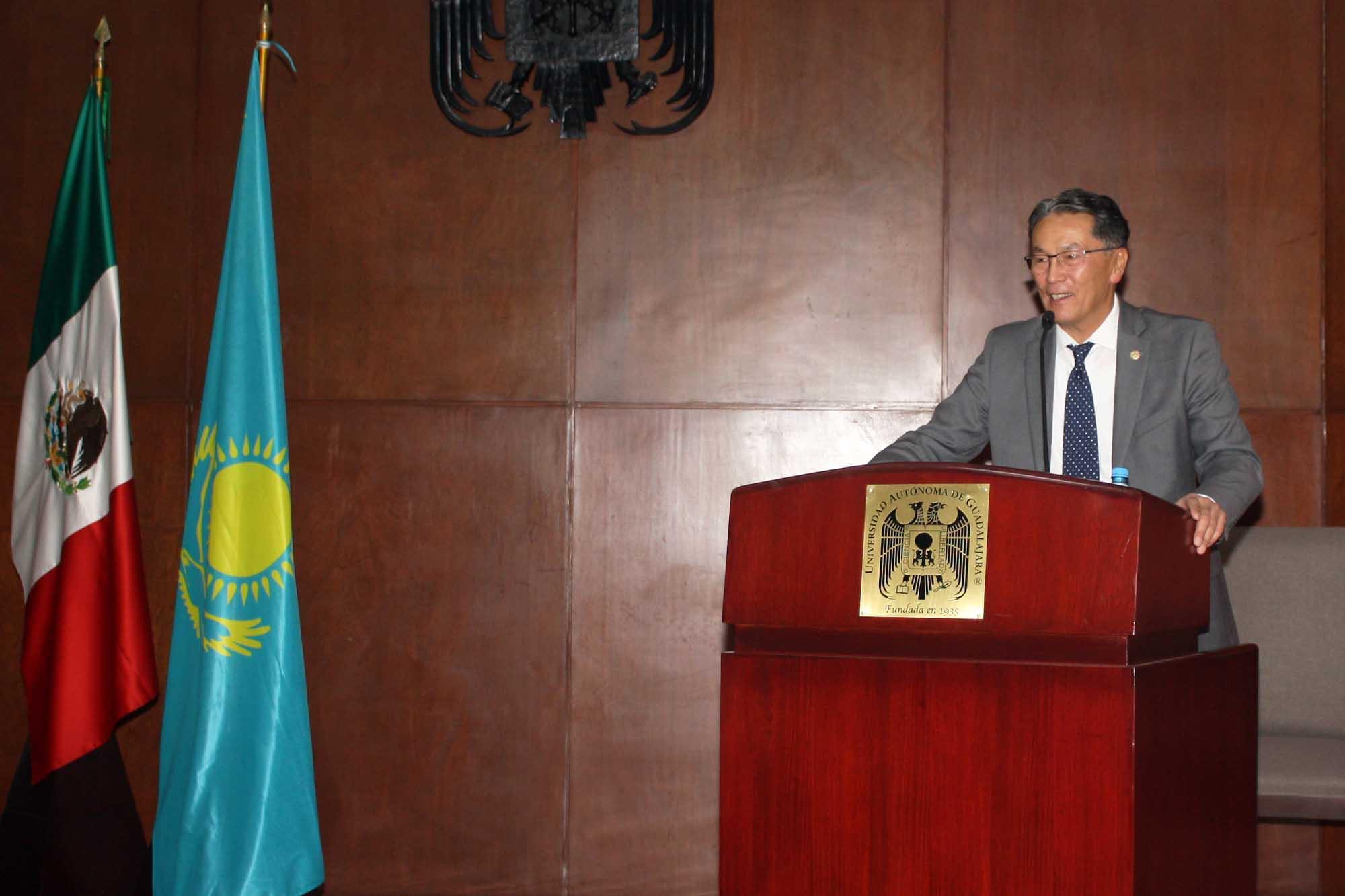 Embajador Kazajo