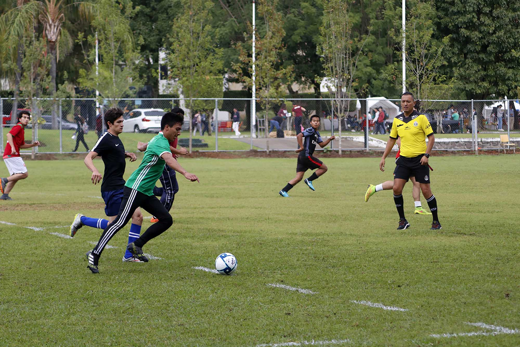 Torneo interfacultades 291019