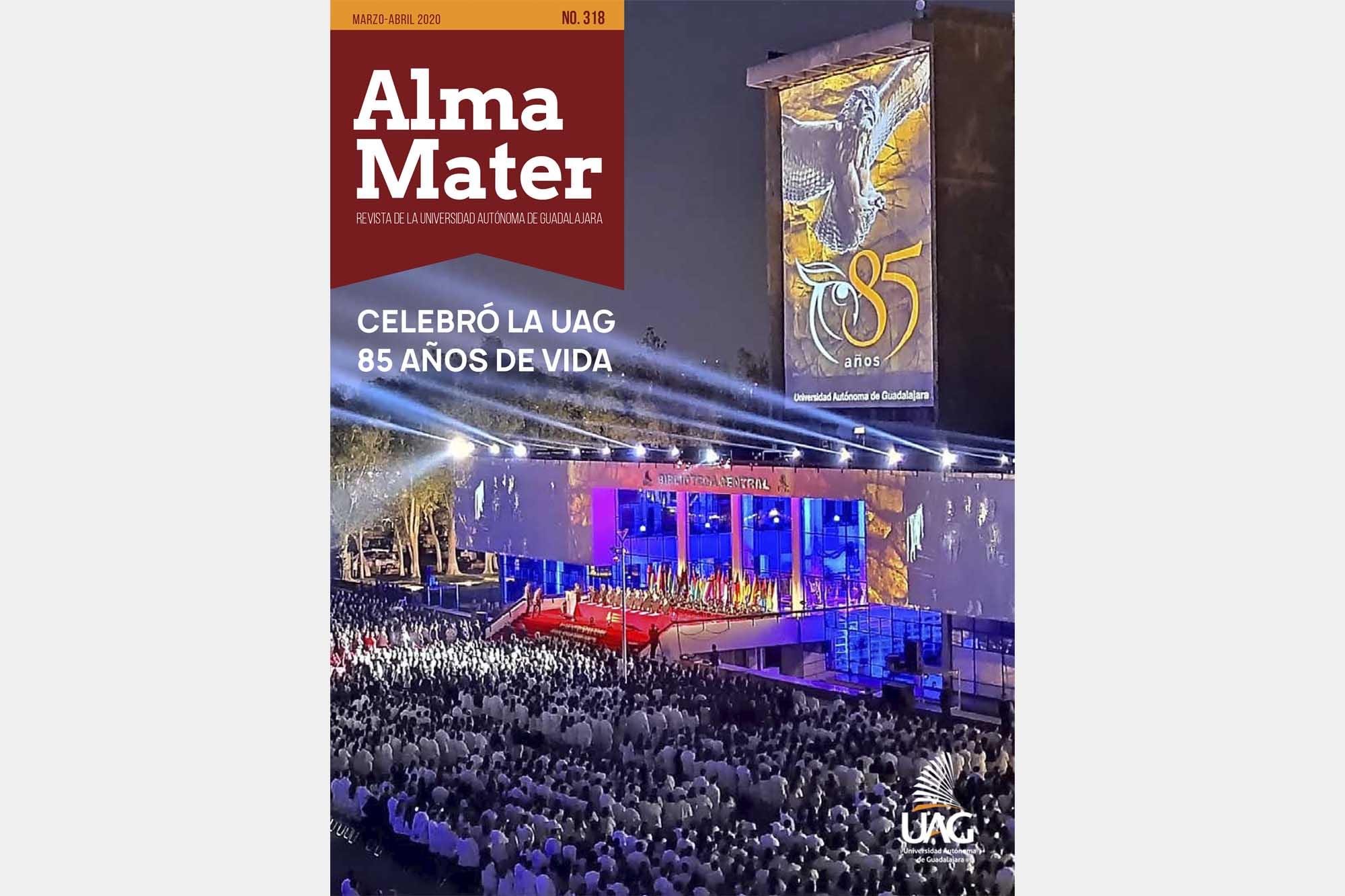 Alma Mater 318 300420