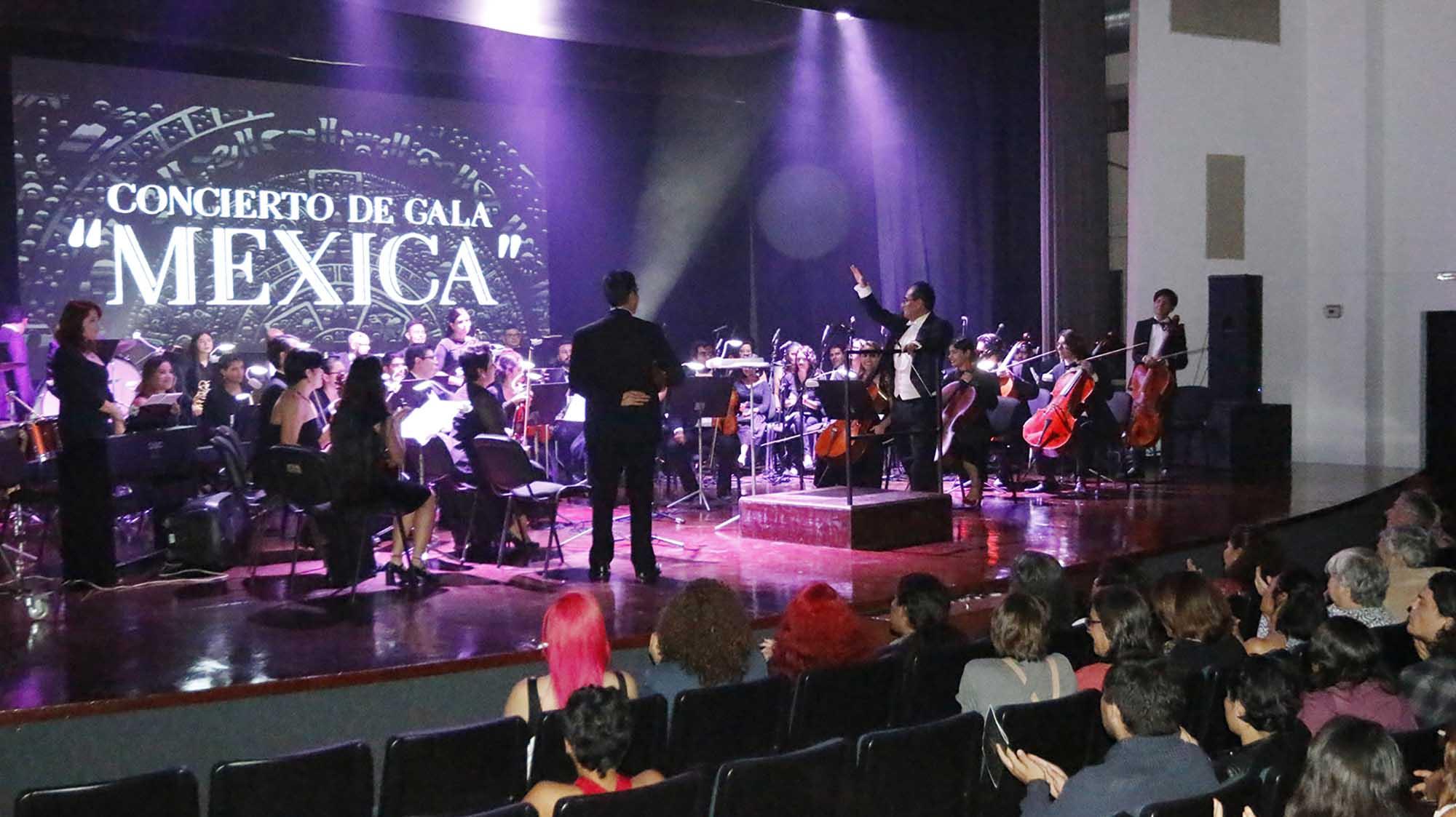 Concierto Mexica