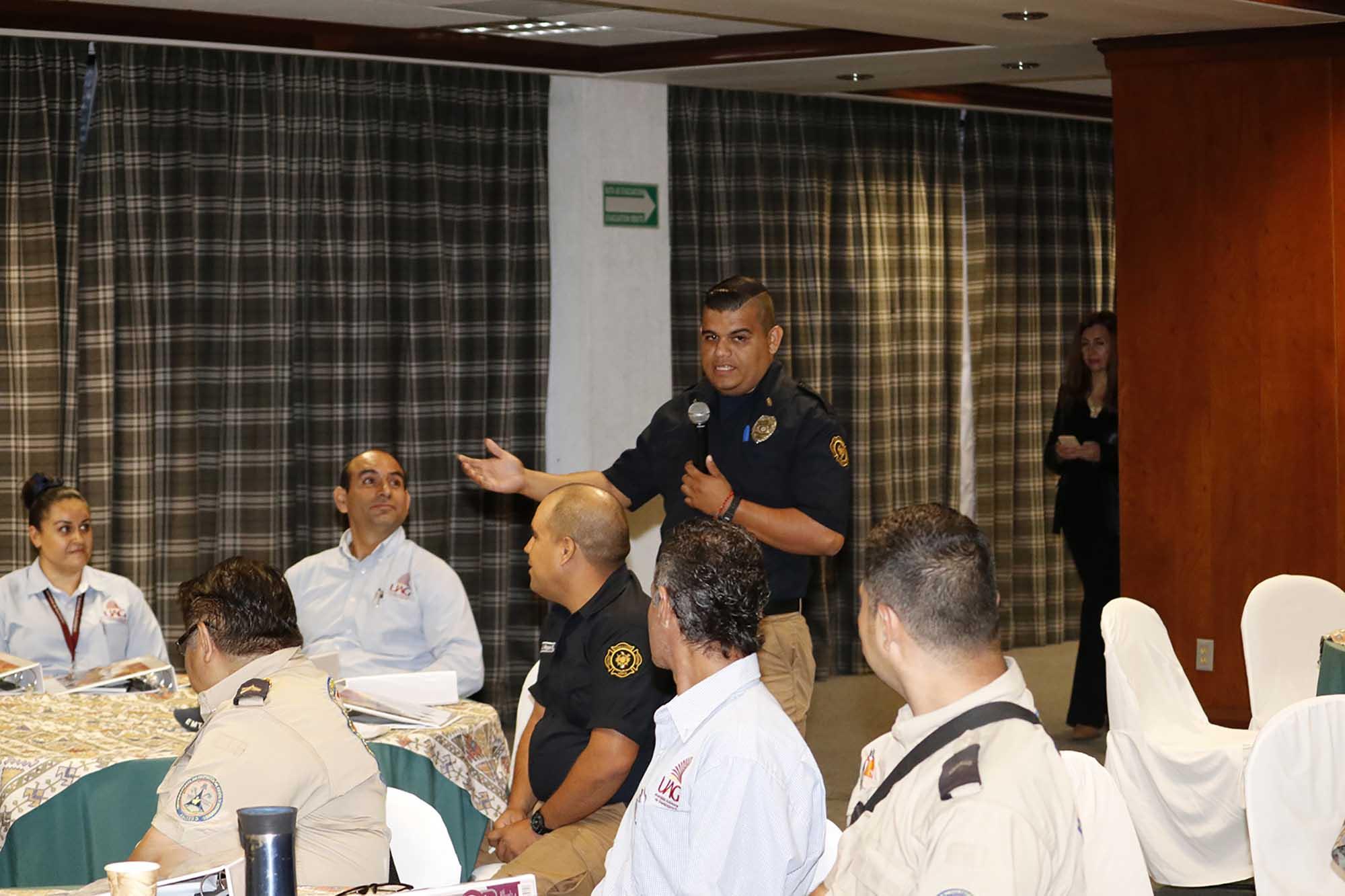 Seminario Protección Civil 301019