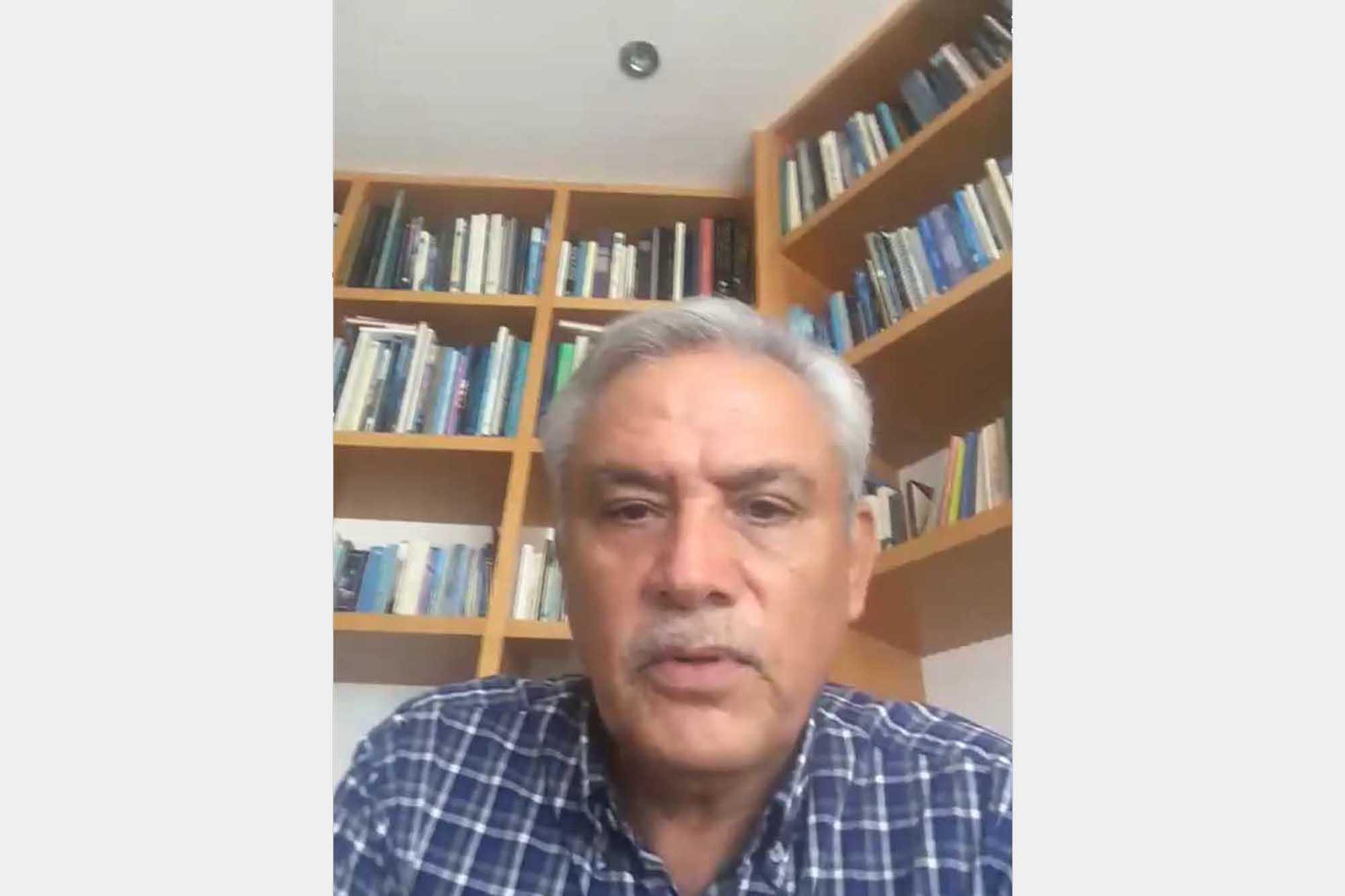 Conferencia Alberto Cárdenas 310820