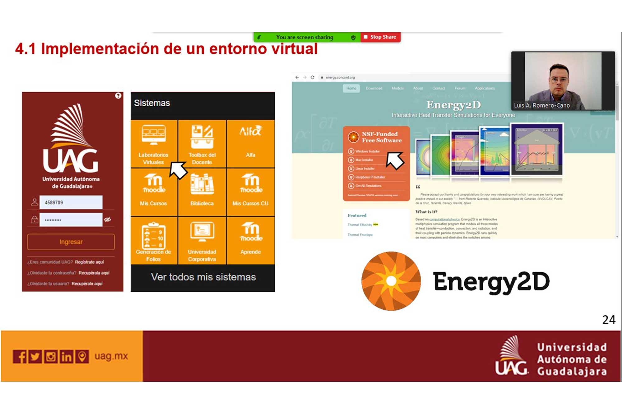 Enseñanza virtual 091220