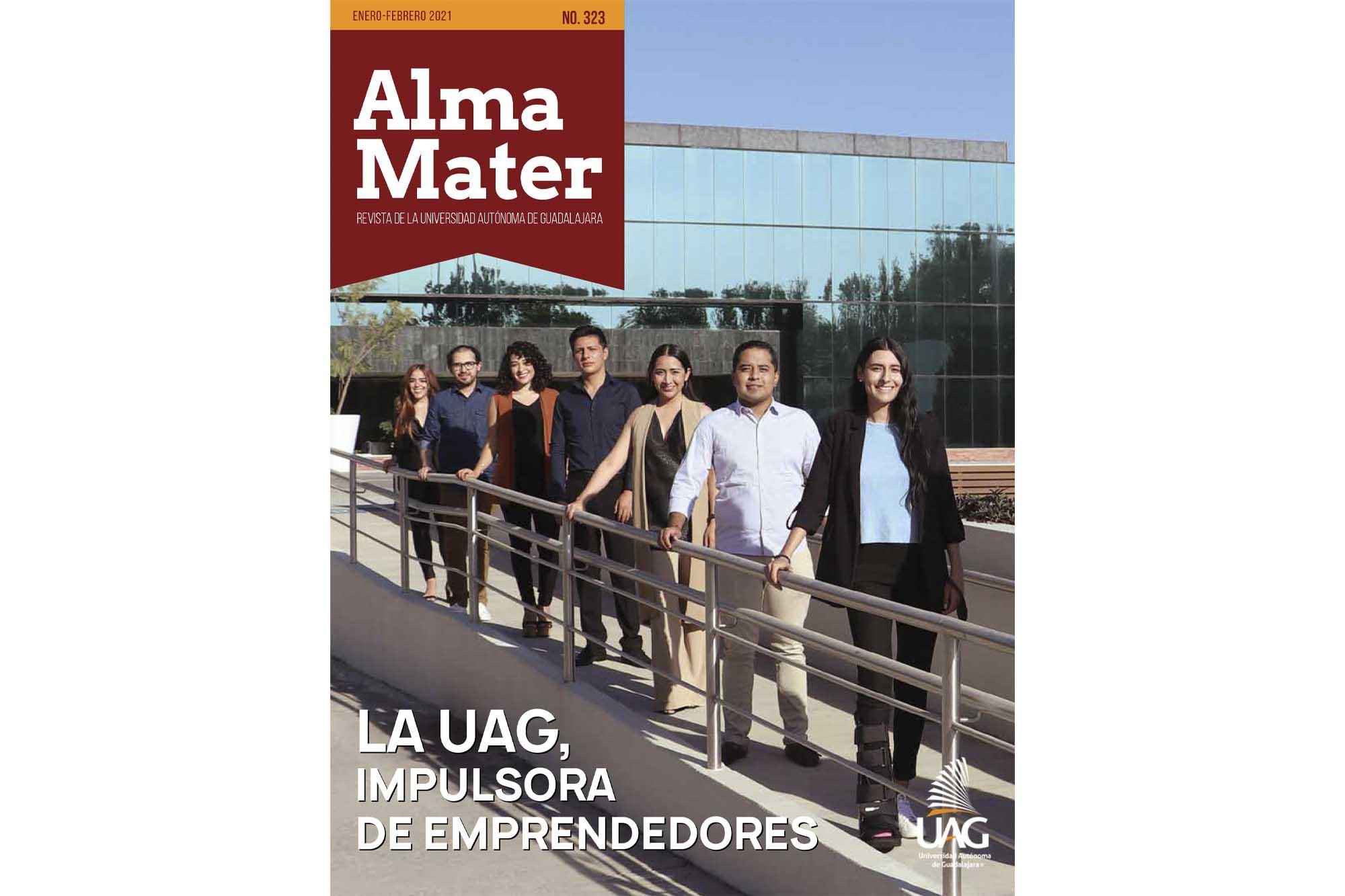 Alma Mater 323