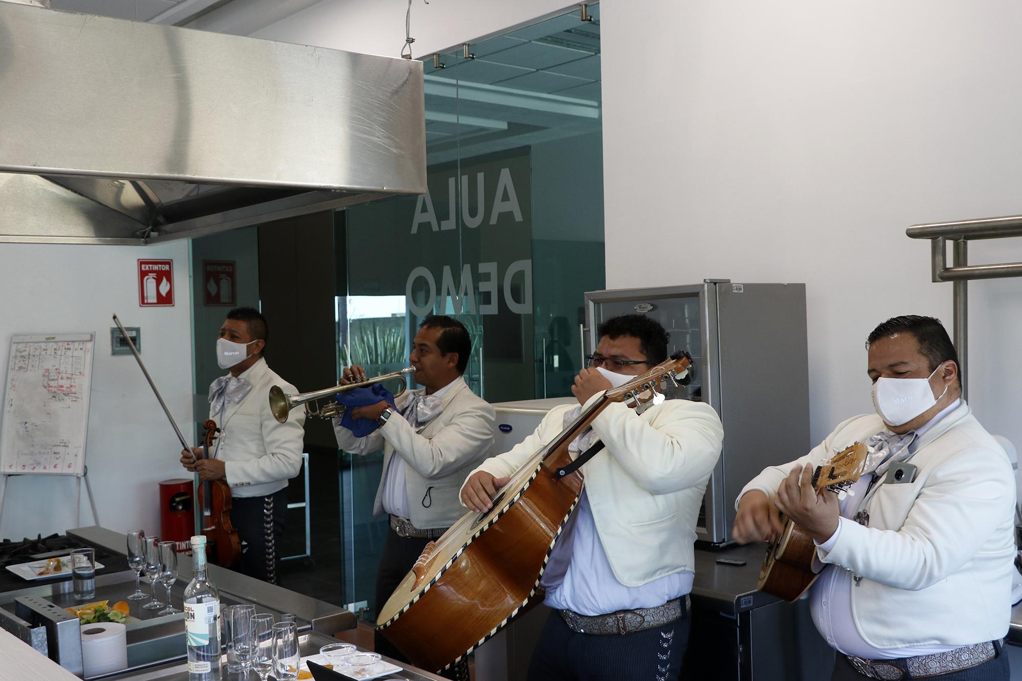 El sabor de Mexico hasta Colombia 230321
