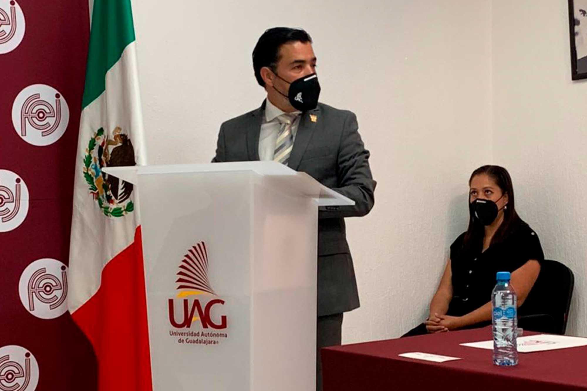 fotografía del Lic. Juan José Tinoco 260321